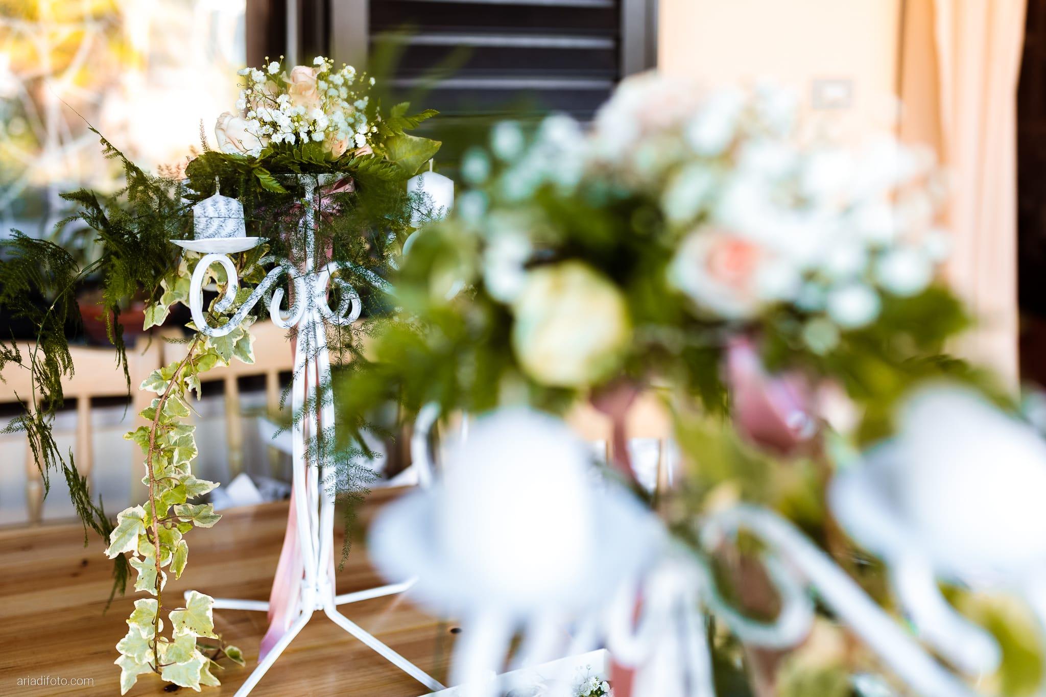 Alice Paolo Matrimonio San Giorgio Villa Iachia Ruda Udine preparativi sposa dettagli fiori bouquet