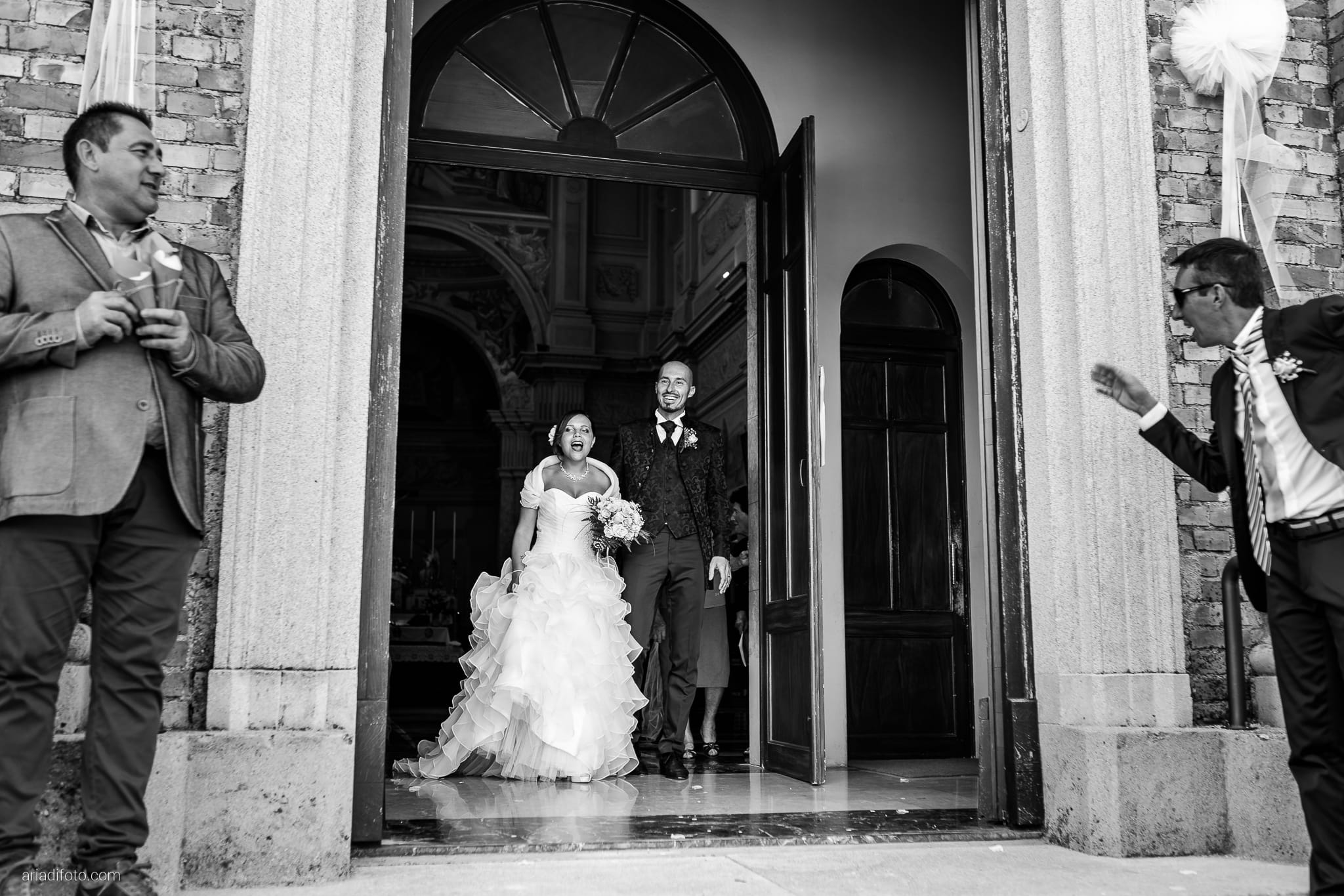 Alice Paolo Matrimonio Chiesa San Floriano Martire San Giorgio Villa Iachia Ruda Udine lancio del riso