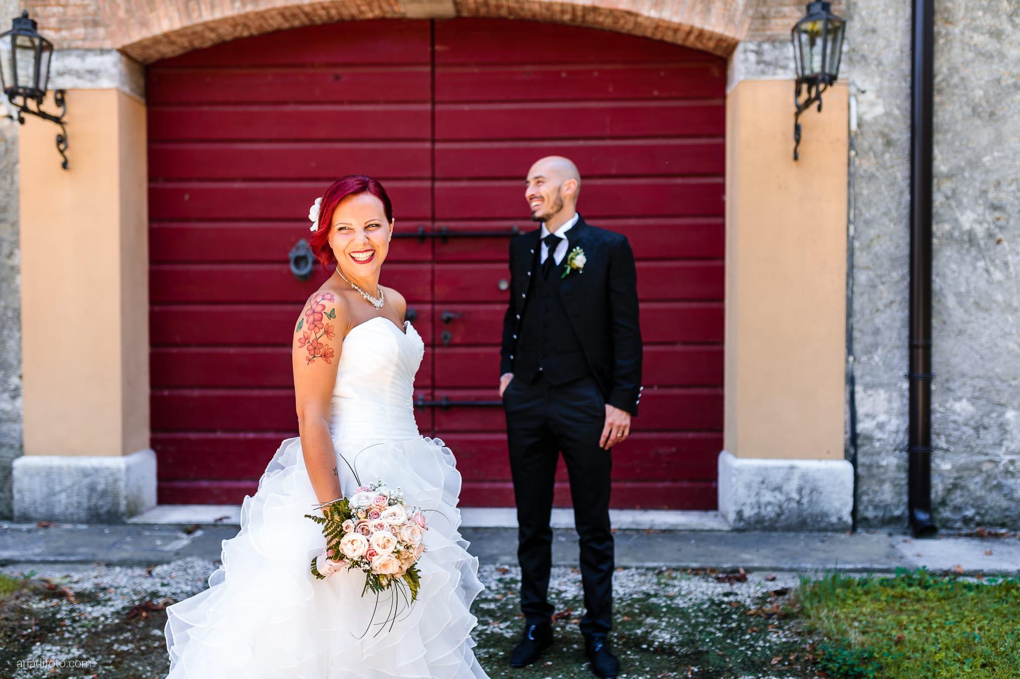 Alice Paolo Matrimonio San Giorgio Villa Iachia Ruda Udine ritratti sposi