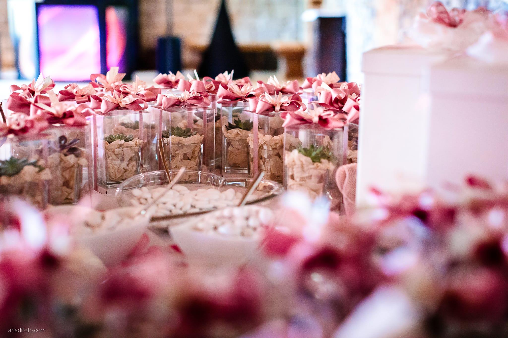 Alice Paolo Matrimonio San Giorgio Villa Iachia Ruda Udine ricevimento dettagli bomboniere confetti