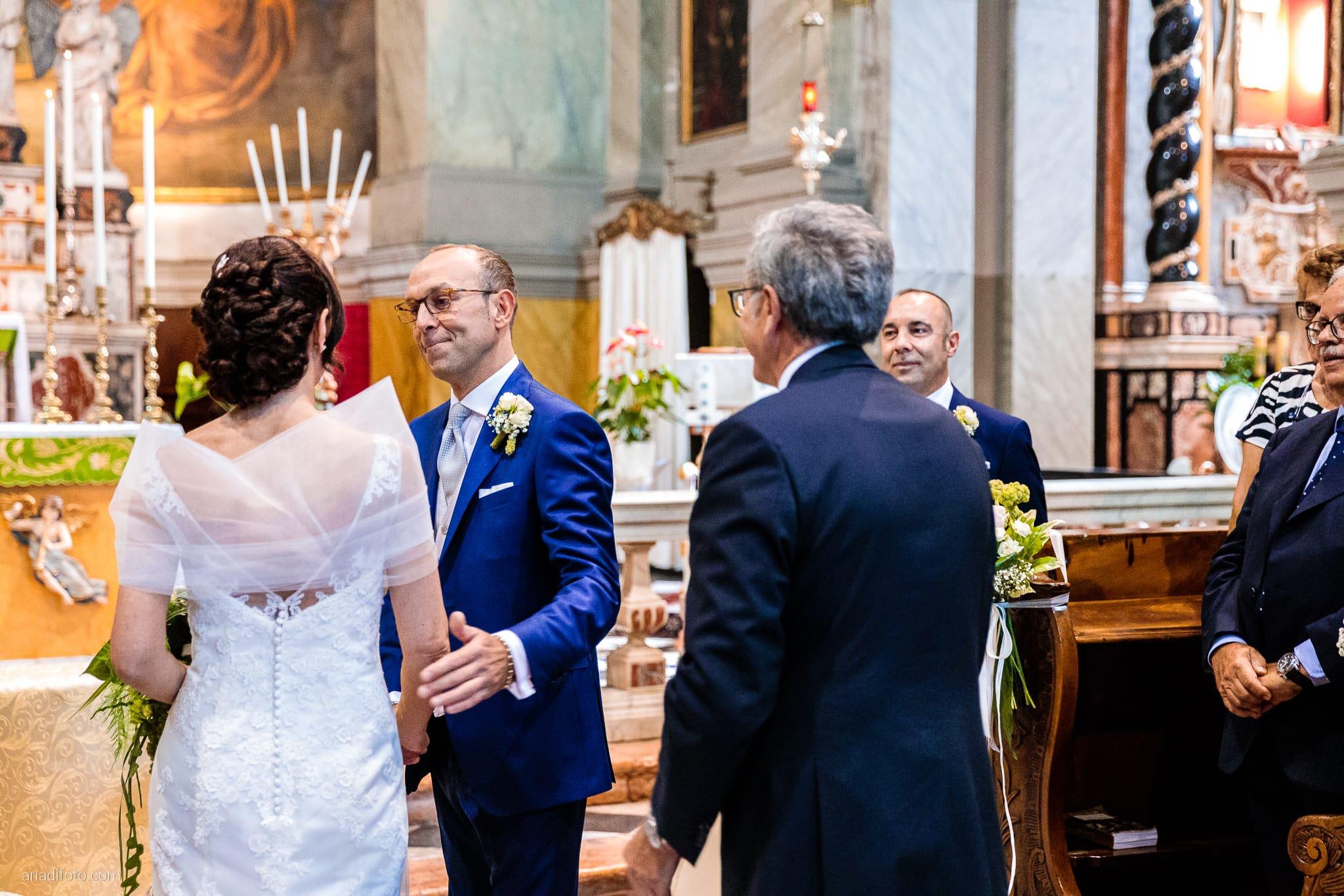 Anna Paolo Matrimonio Chiesa Santa Maria Maggiore Hotel Riviera Trieste cerimonia ingresso sposa