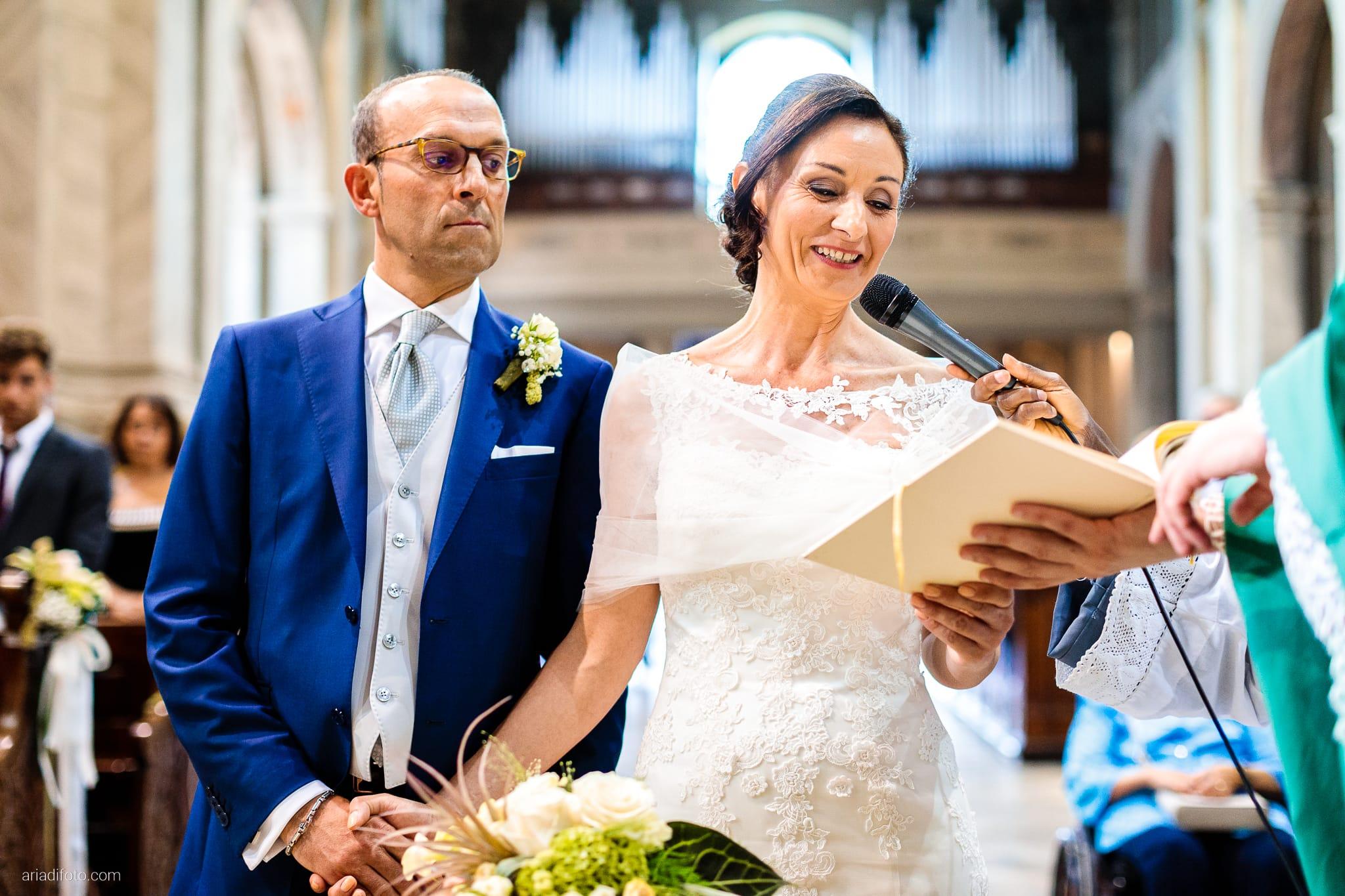 Anna Paolo Matrimonio Chiesa Santa Maria Maggiore Hotel Riviera Trieste cerimonia promesse scambio degli anelli