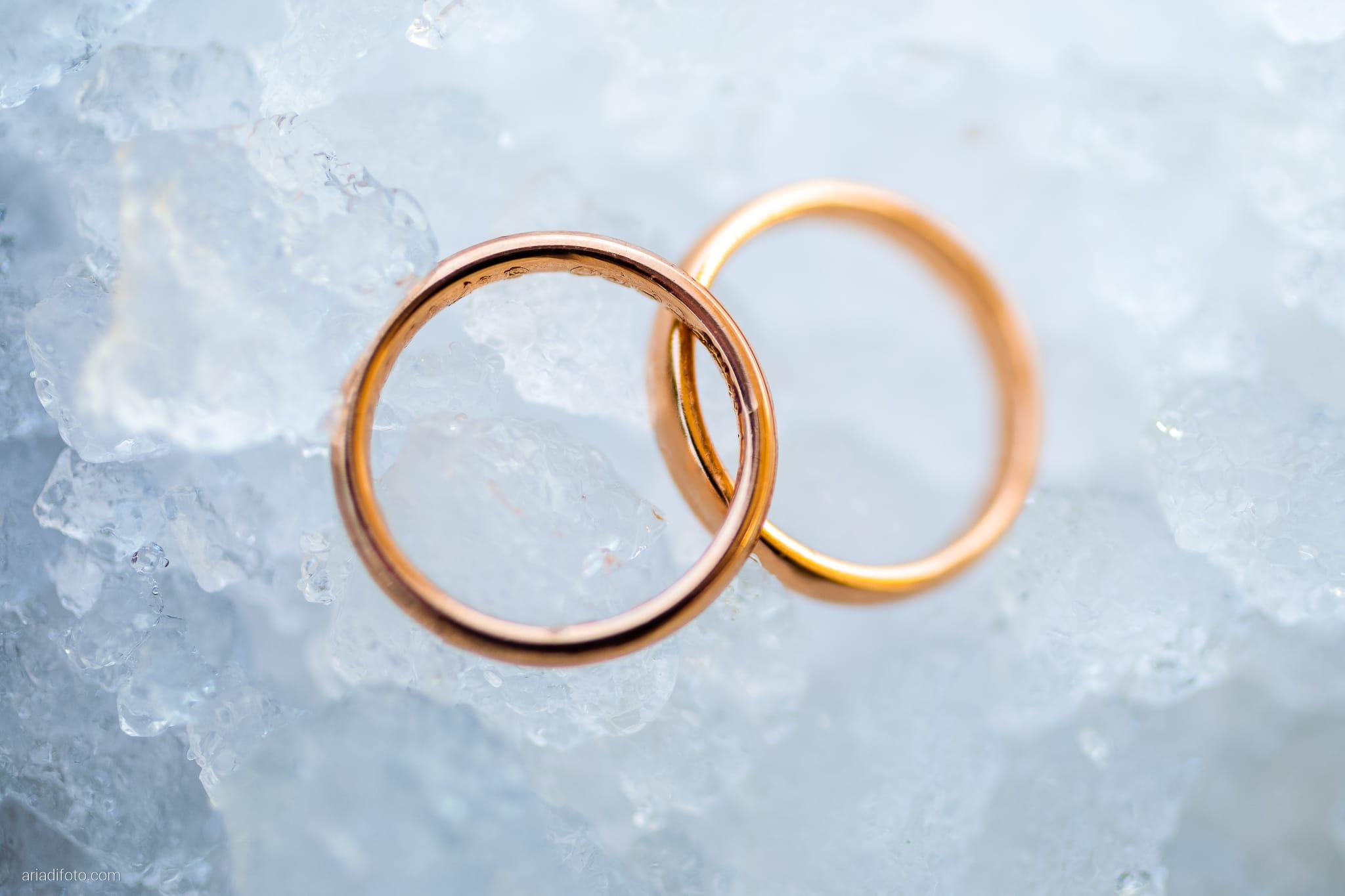Ester Francesco Matrimonio Cattedrale Castello San Giusto Molo IV Trieste ricevimento dettagli anelli ghiaccio