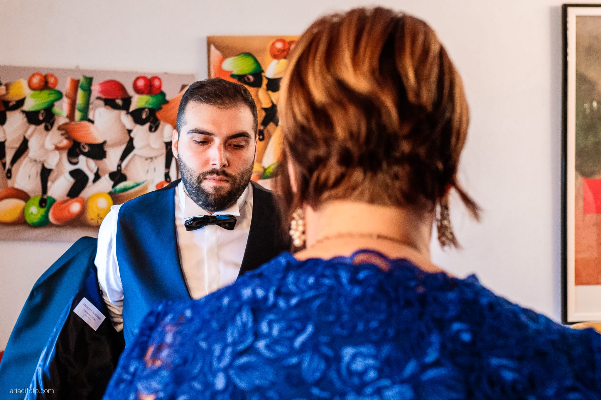 Rosylenia Luca Matrimonio Duino Ristorante Napoleone Castions Udine preparativi sposo