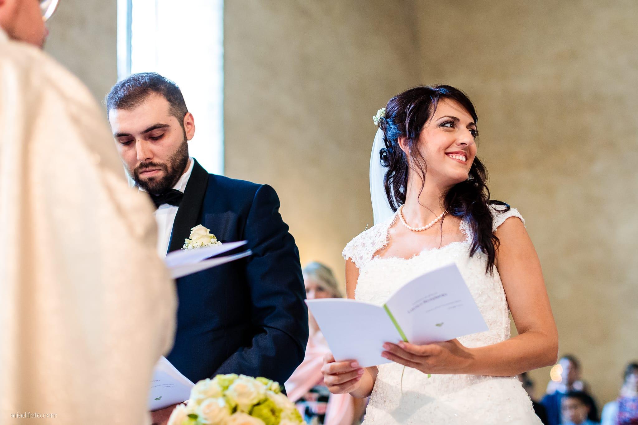 Rosylenia Luca Matrimonio Duino Chiesa San Giovanni in Tuba Ristorante Napoleone Castions Udine cerimonia promesse scambio degli anelli