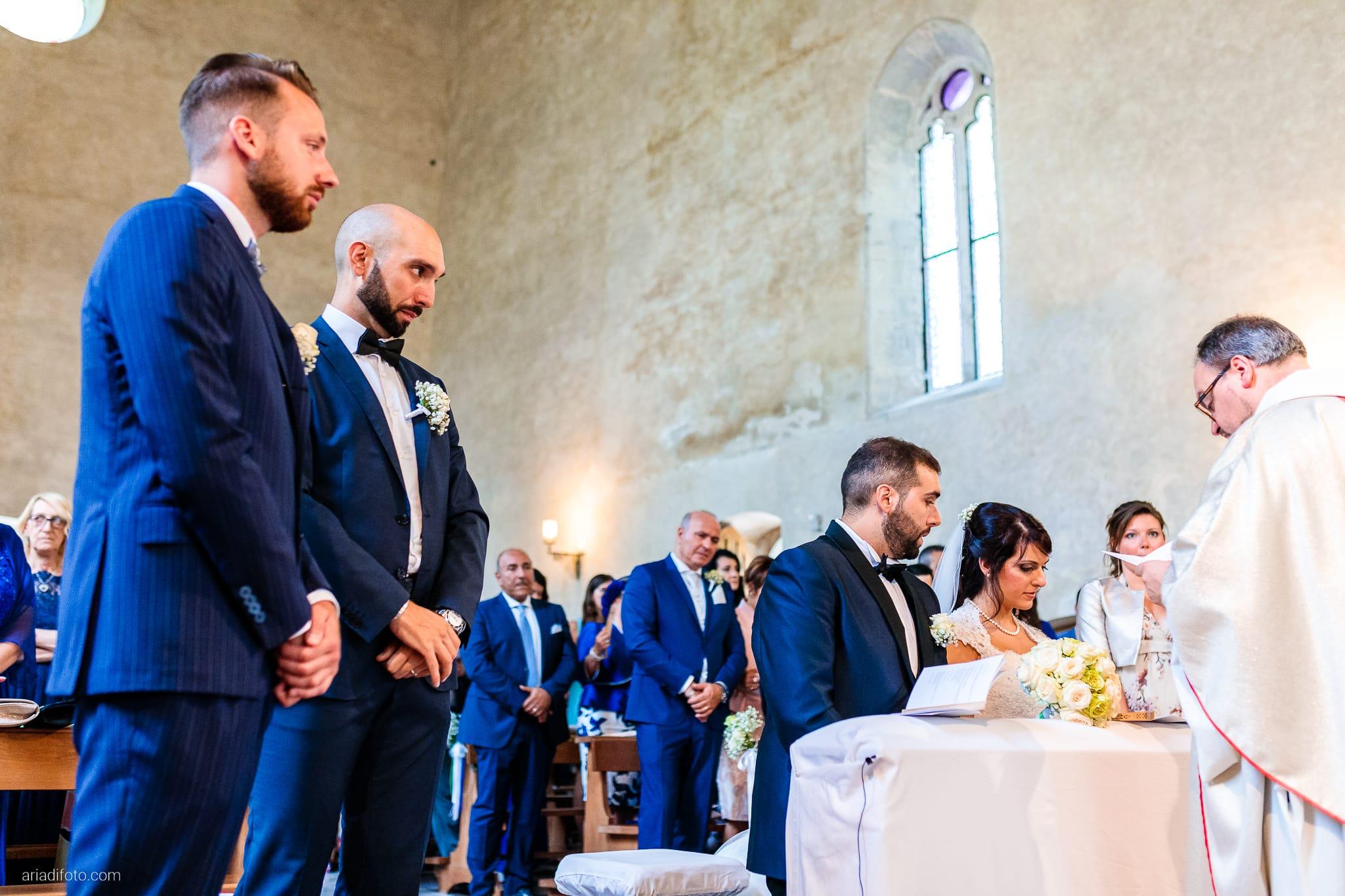 Rosylenia Luca Matrimonio Duino Chiesa San Giovanni in Tuba Ristorante Napoleone Castions Udine cerimonia