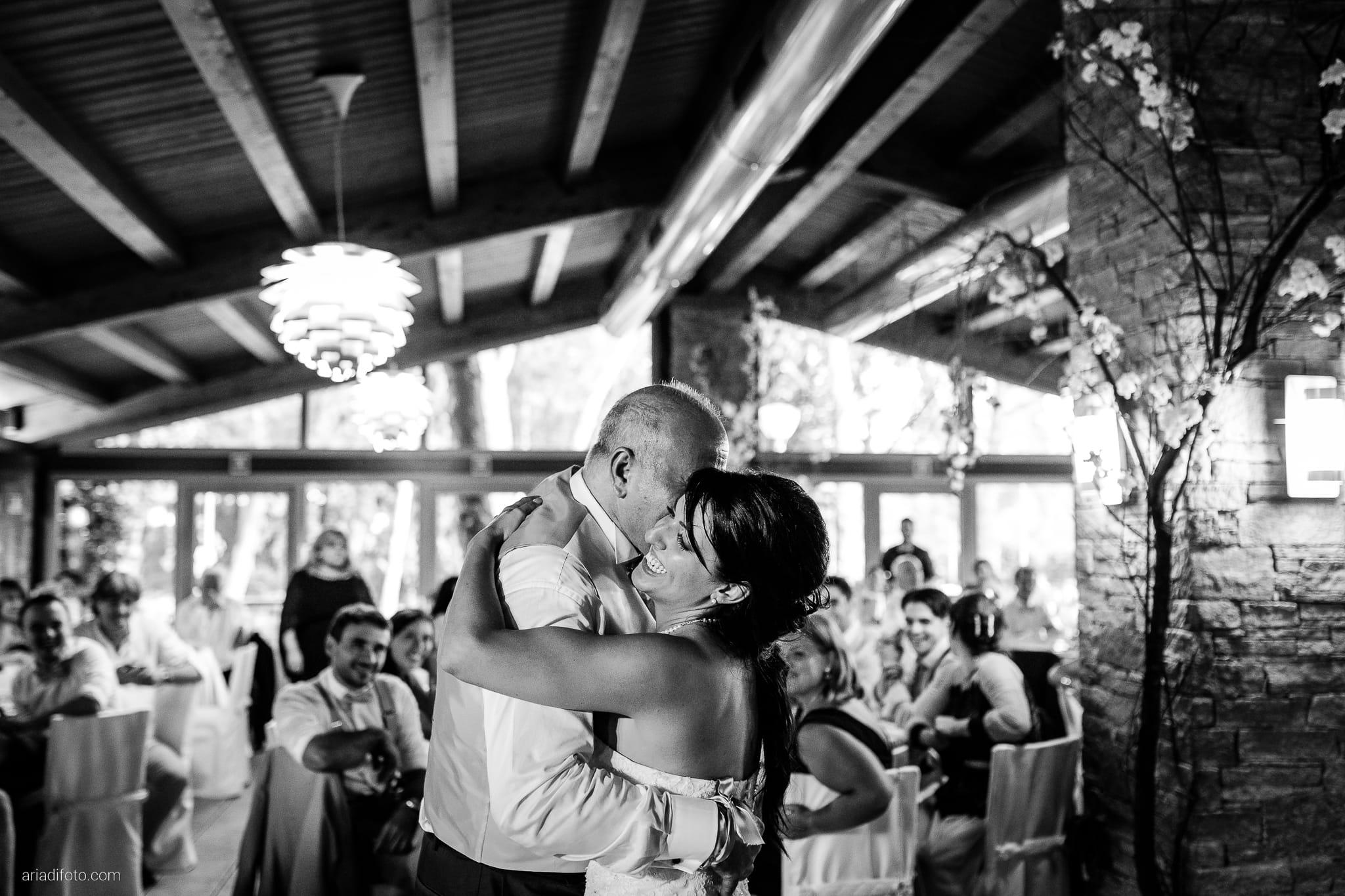 Rosylenia Luca Matrimonio Duino Ristorante Napoleone Castions Udine ricevimento ballo papà