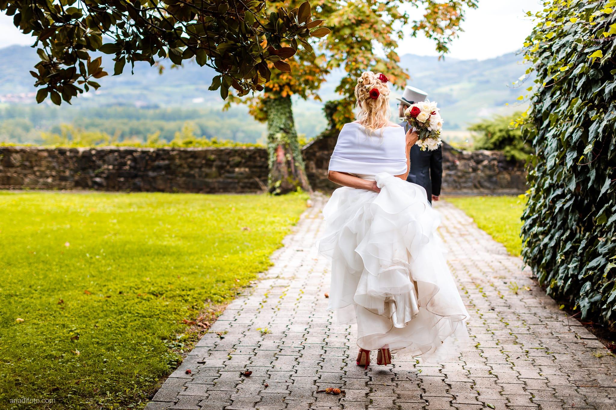 Francesca Davide Matrimonio Destination Wedding Castello Zemono Valle Vipacco Slovenia ritratti sposi