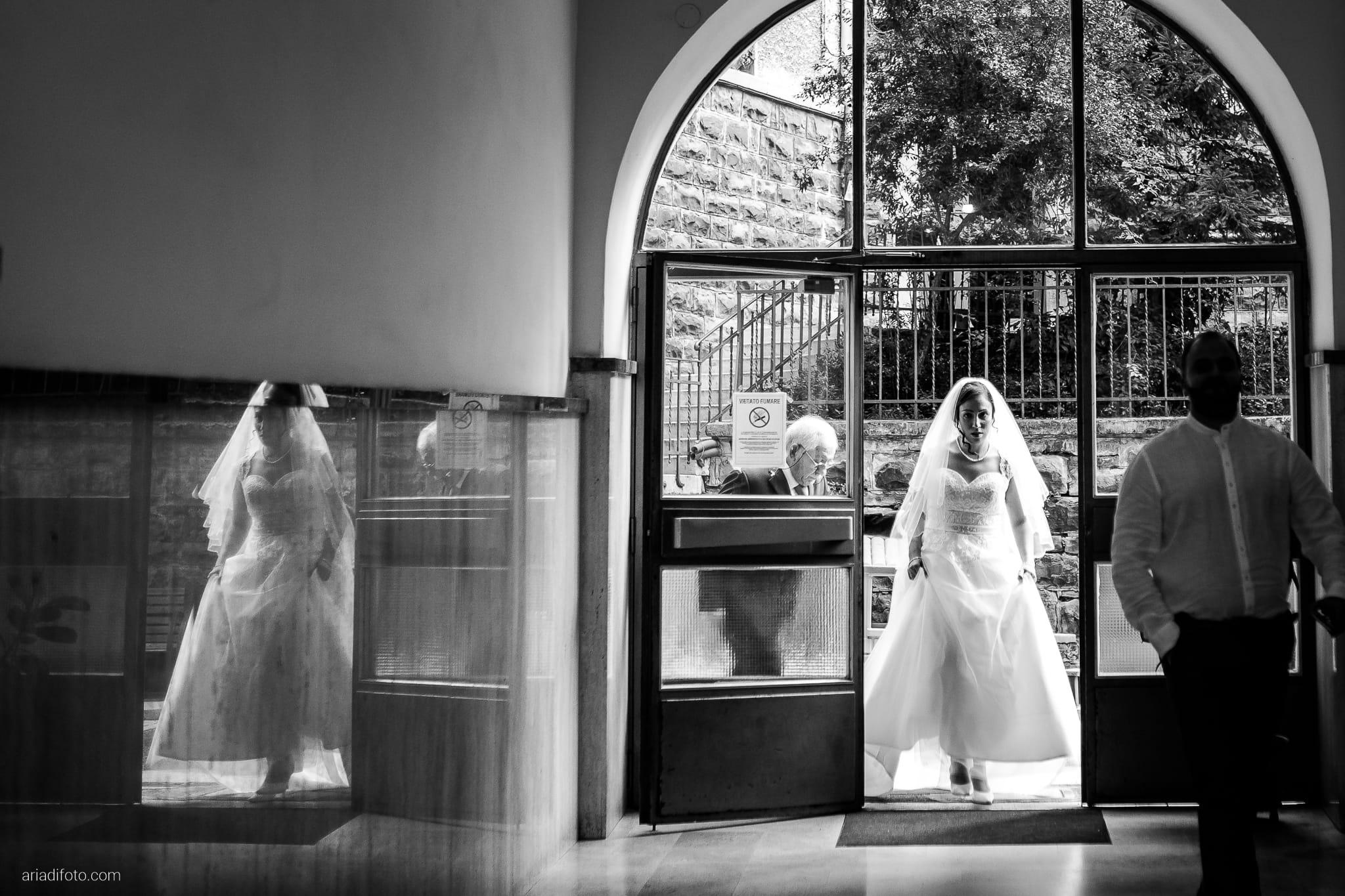Maria Emanuela Fabio Matrimonio Muggia Porto Vecchio Agriturismo Hermada Duino Trieste preparativi sposa momenti