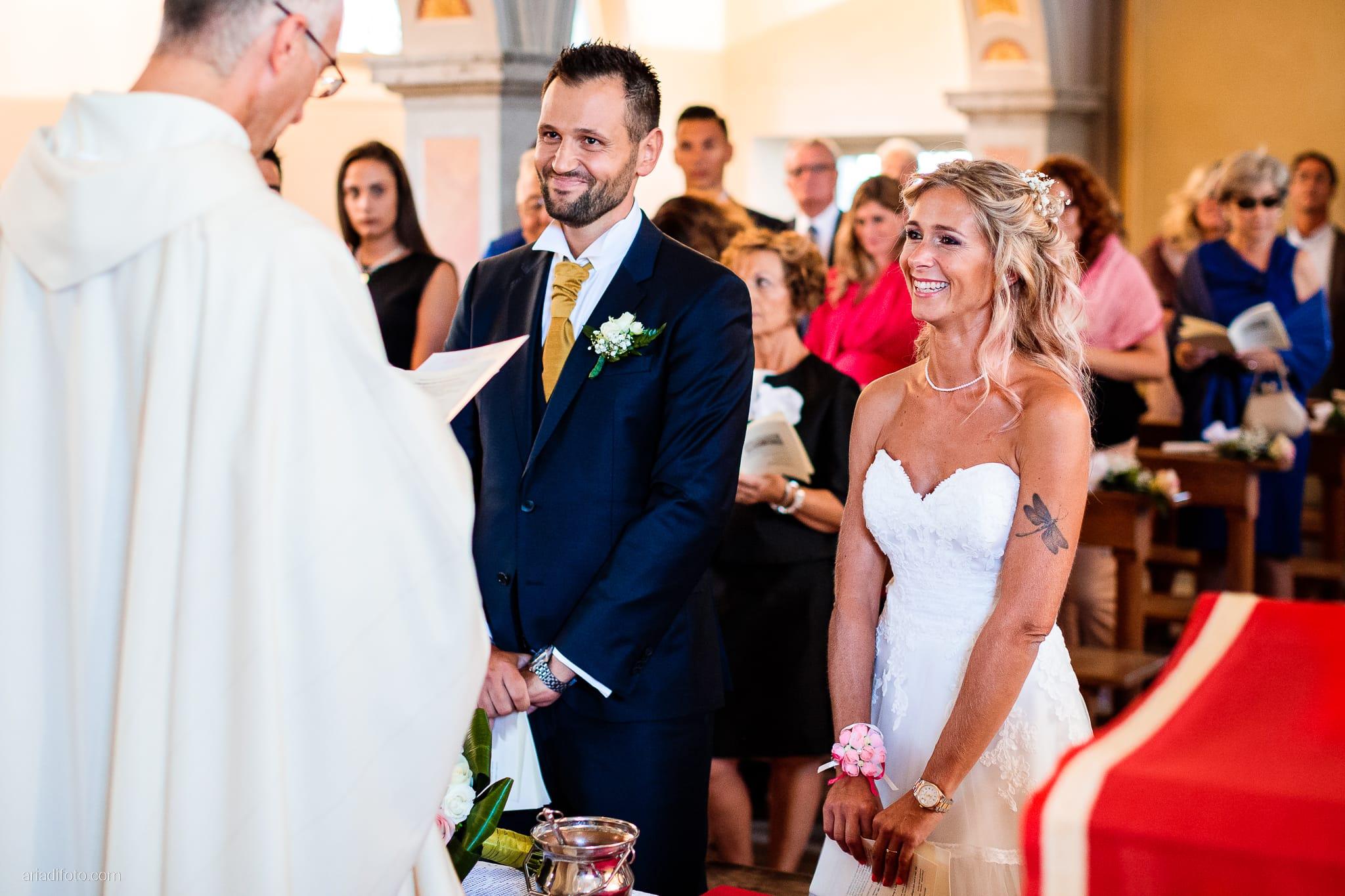 Nicoletta Pierfrancesco Matrimonio Gorizia Villa Attems Lucinico Cerimonia Chiesa Sant'Antonio promesse scambio degli anelli
