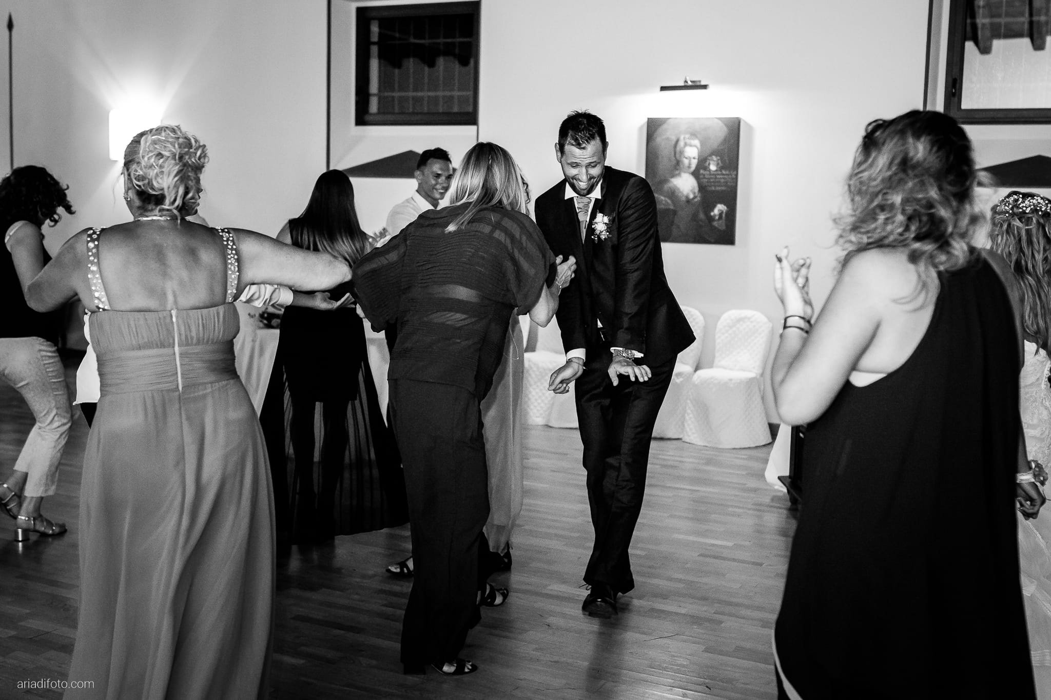 Nicoletta Pierfrancesco Matrimonio Gorizia Villa Attems Lucinico ricevimento festa balli