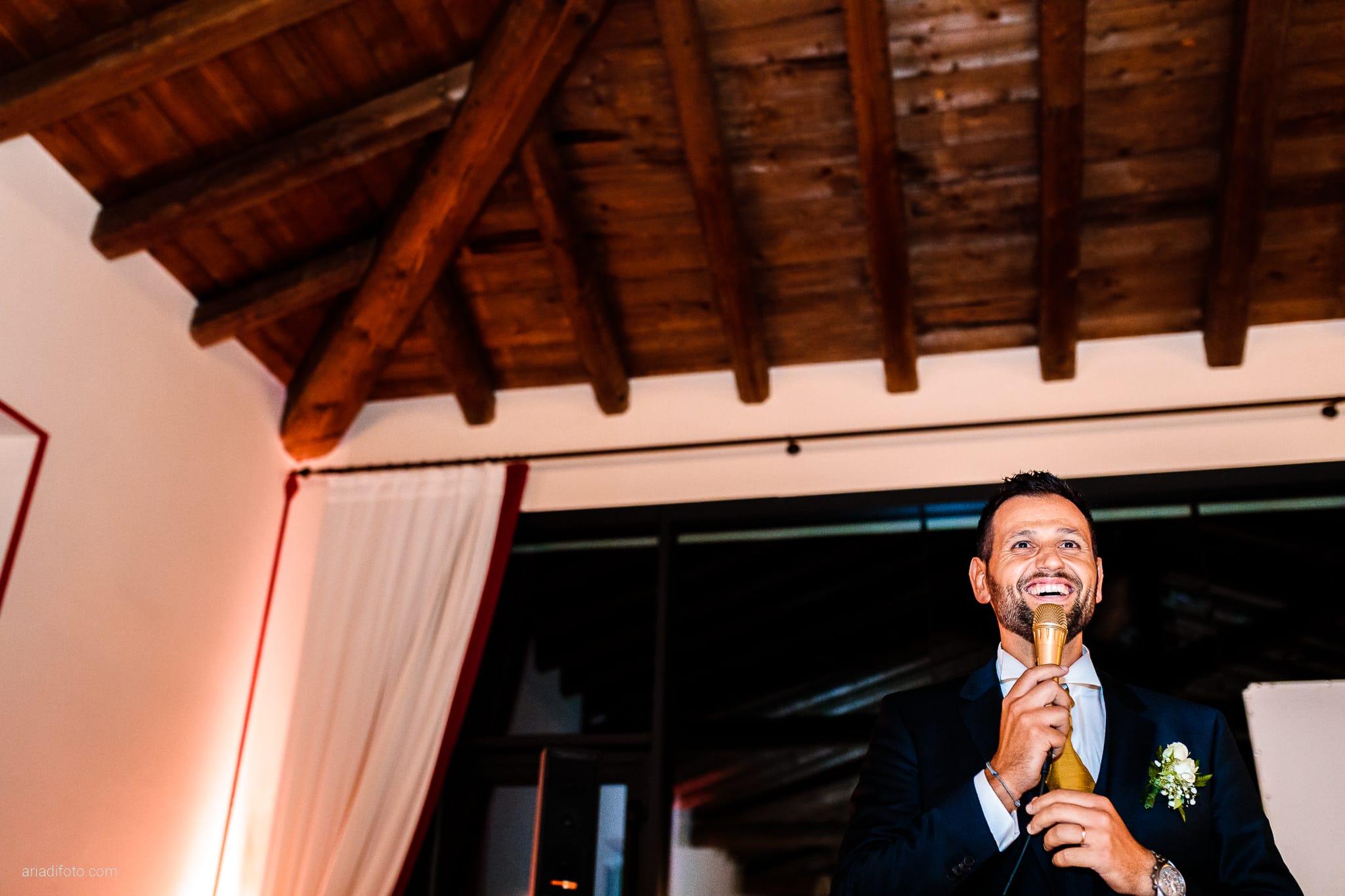 Nicoletta Pierfrancesco Matrimonio Gorizia Villa Attems Lucinico ricevimento discorsi emozioni