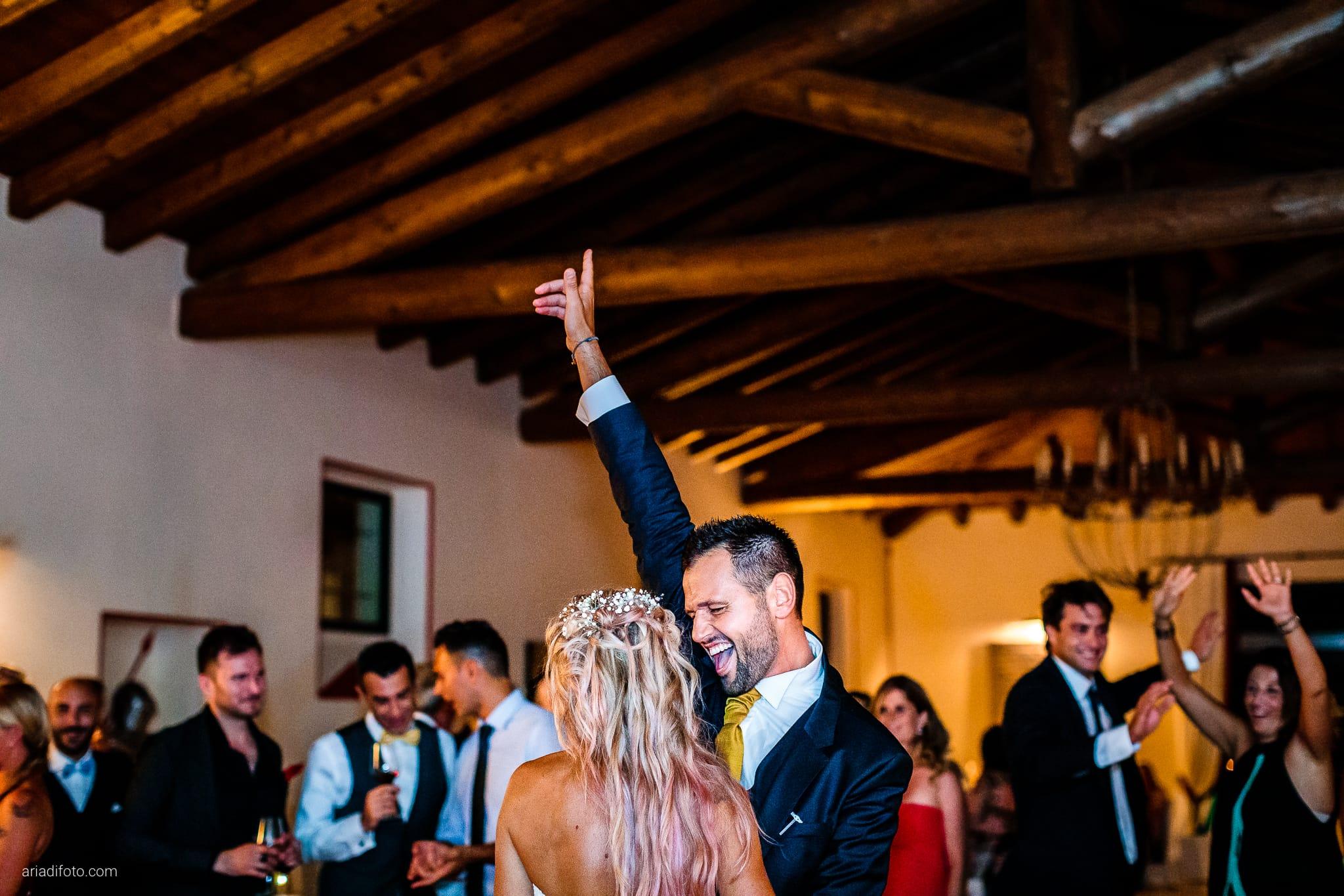 Nicoletta Pierfrancesco Matrimonio Gorizia Villa Attems Lucinico ricevimento balli festa