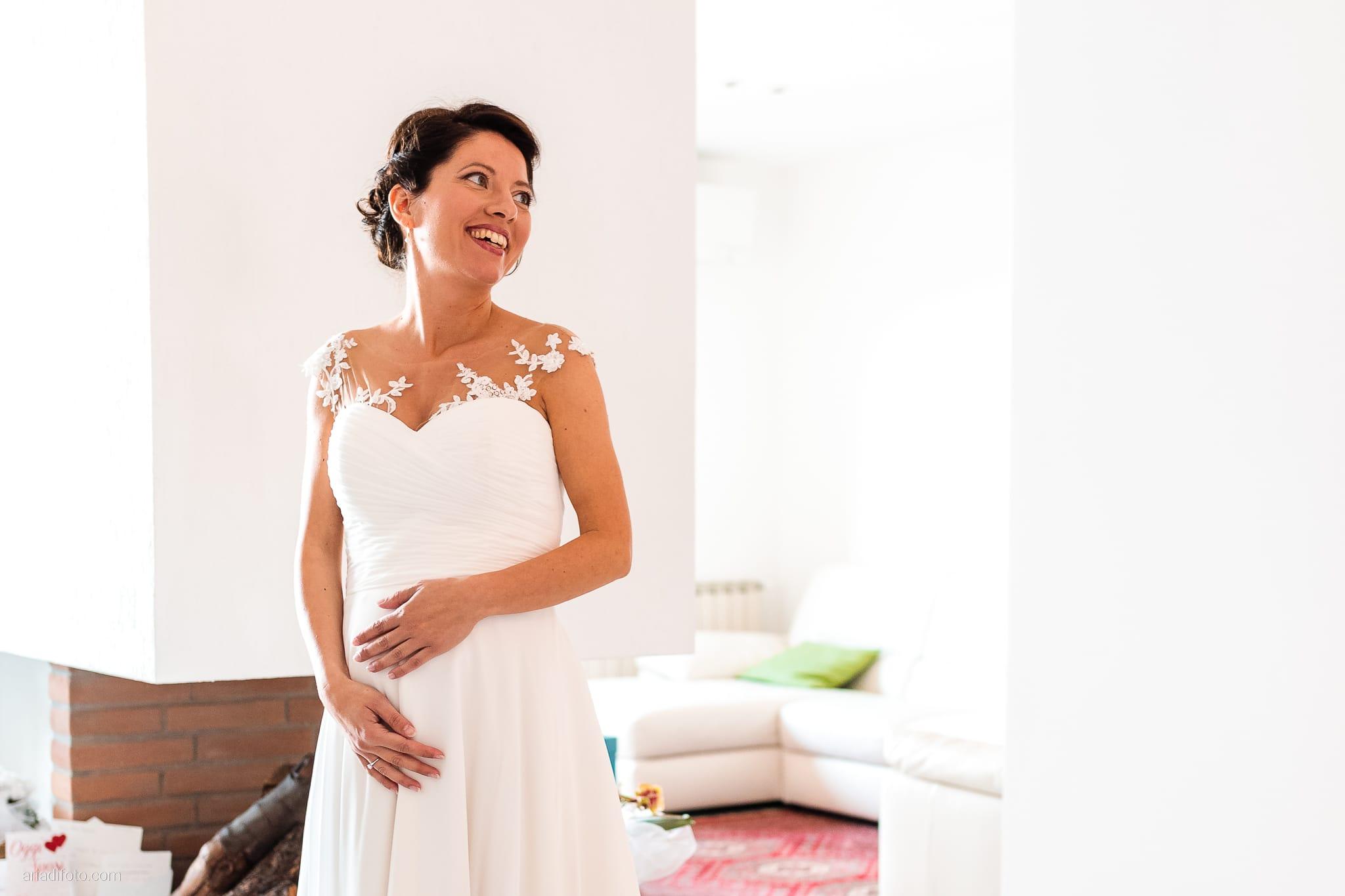 Tatiana Marco Matrimonio Trieste Baronesse Tacco San Floriano Collio Gorizia preparativi sposa