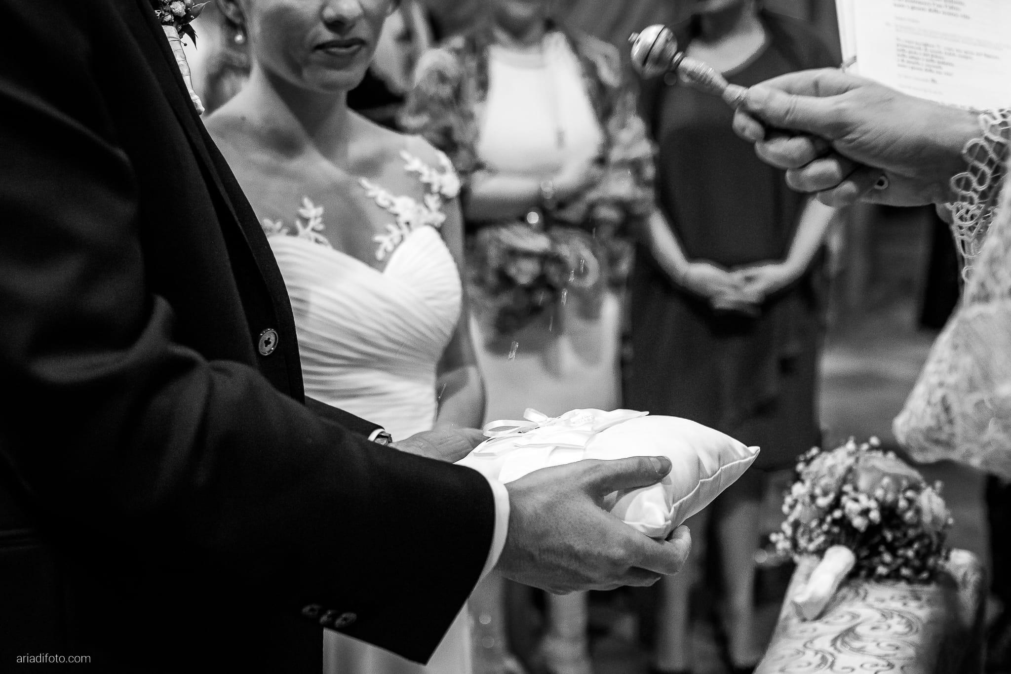 Tatiana Marco Matrimonio Trieste Baronesse Tacco San Floriano Collio Gorizia cerimonia cattolica Chiesa di Santa Maria Maggiore promesse scambio degli anelli