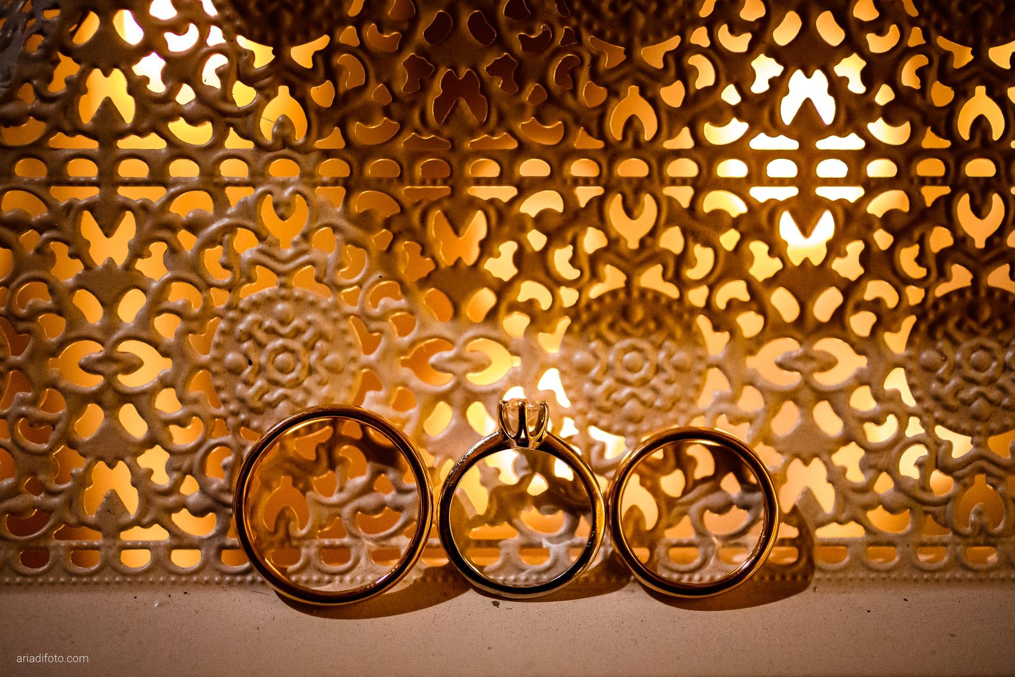 Tatiana Marco Matrimonio Trieste Baronesse Tacco San Floriano Collio Gorizia ricevimento dettagli anelli lanterne
