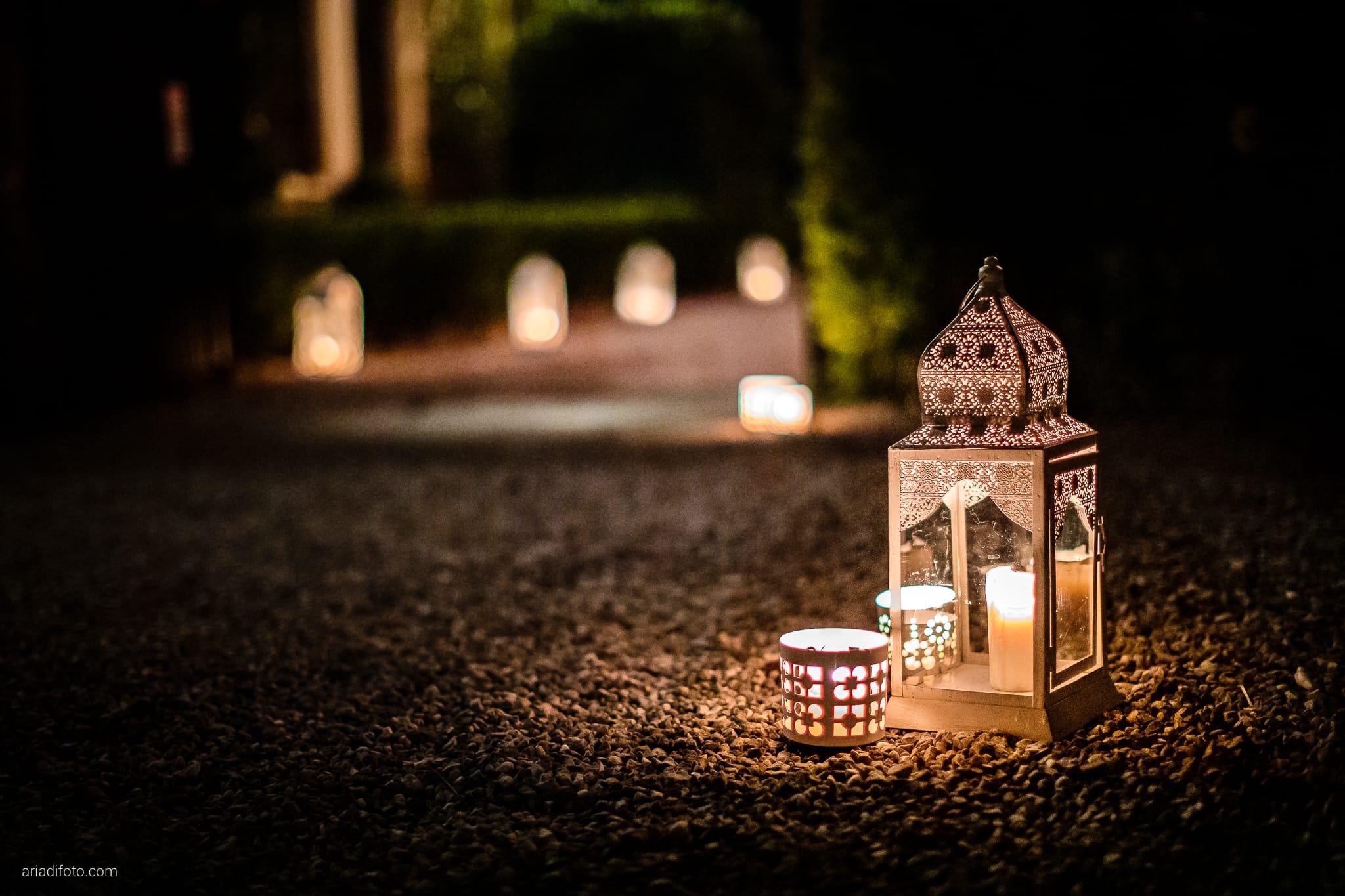 Tatiana Marco Matrimonio Trieste Baronesse Tacco San Floriano Collio Gorizia ricevimento dettagli lanterne