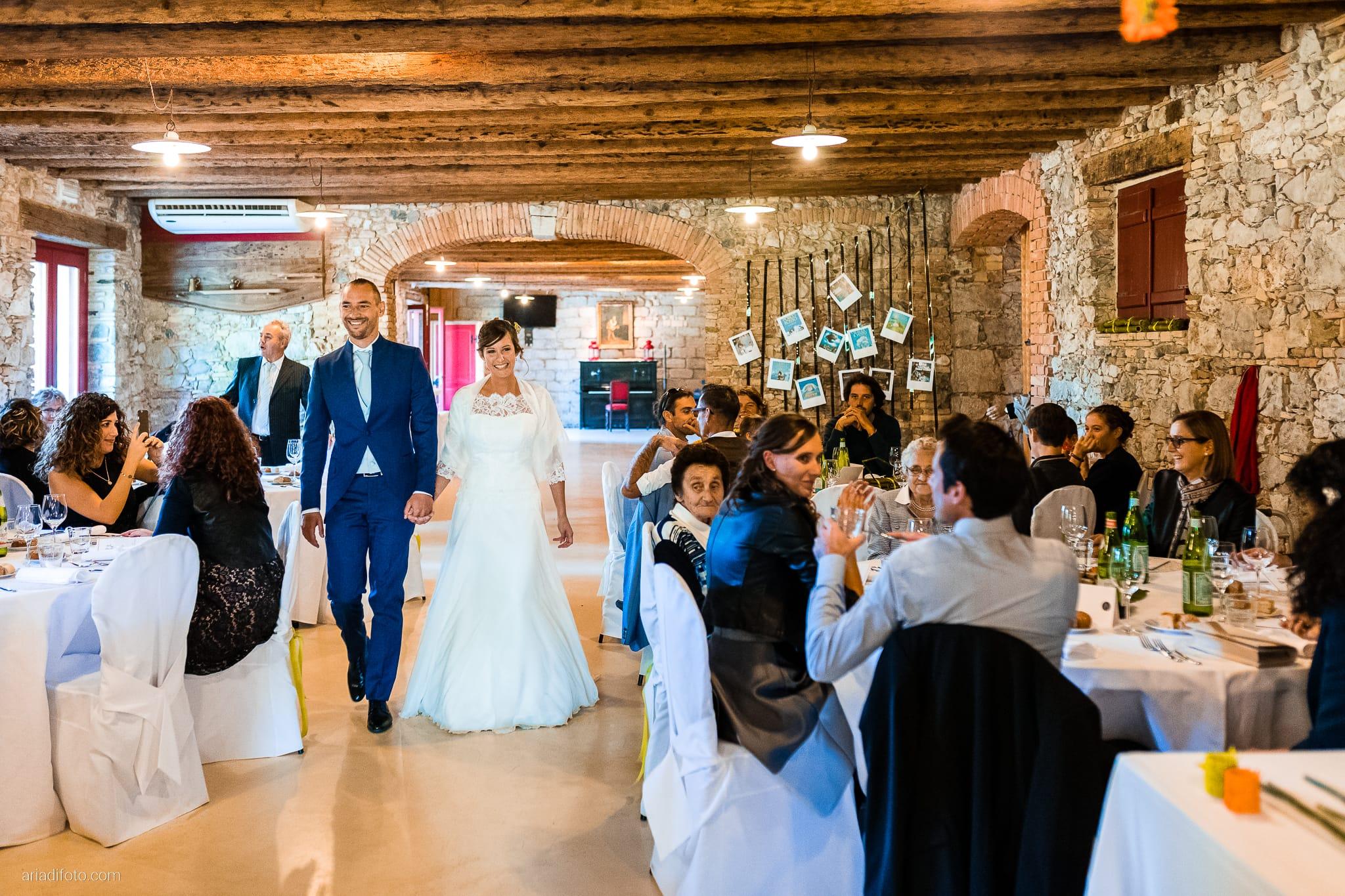 Teresa Andrea Matrimonio Grado Villa Iachia Ruda Udine ricevimento
