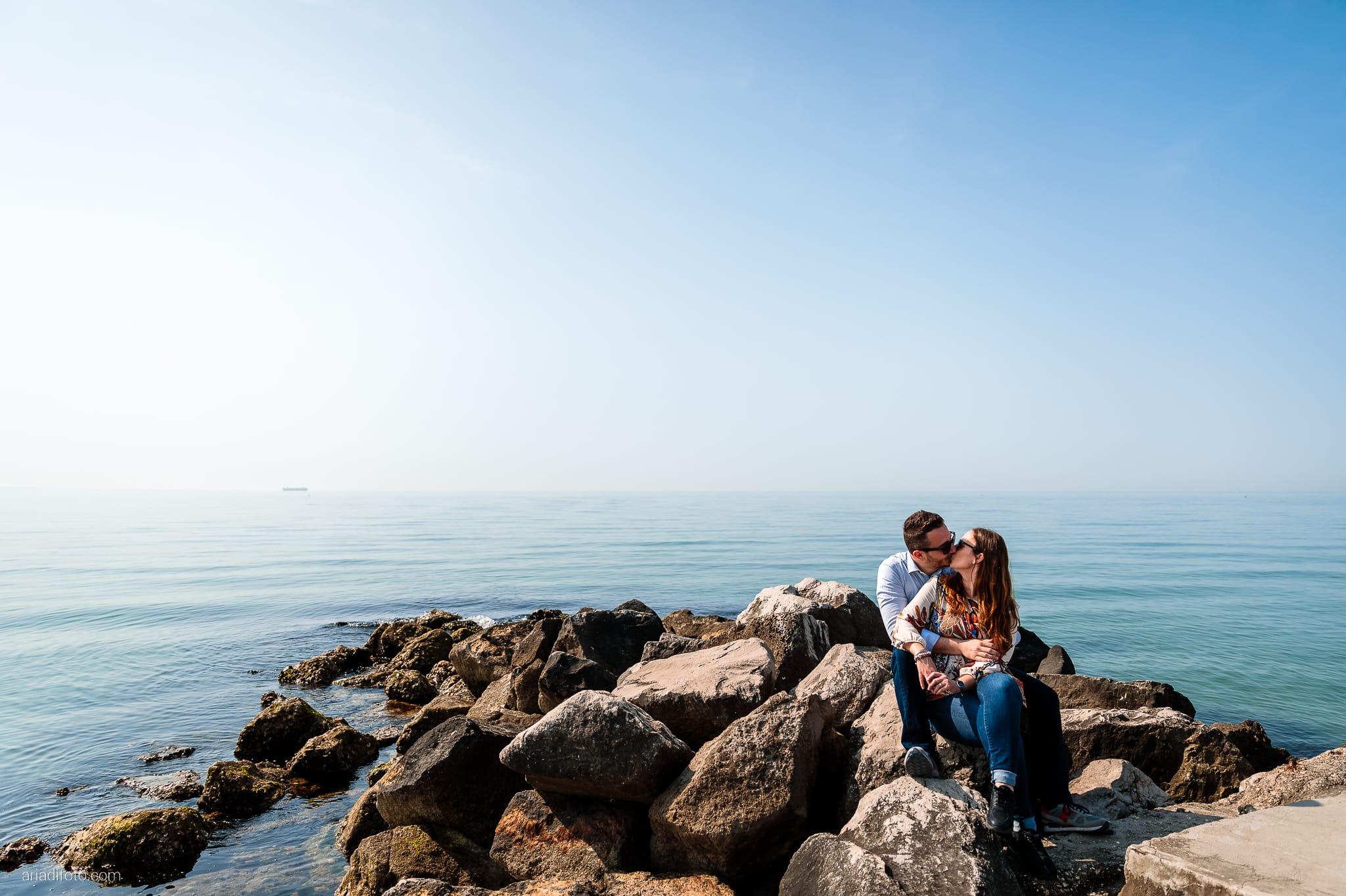 Anna Matteo Prematrimoniale Spiaggia Diga Cittavecchia Grado Udine