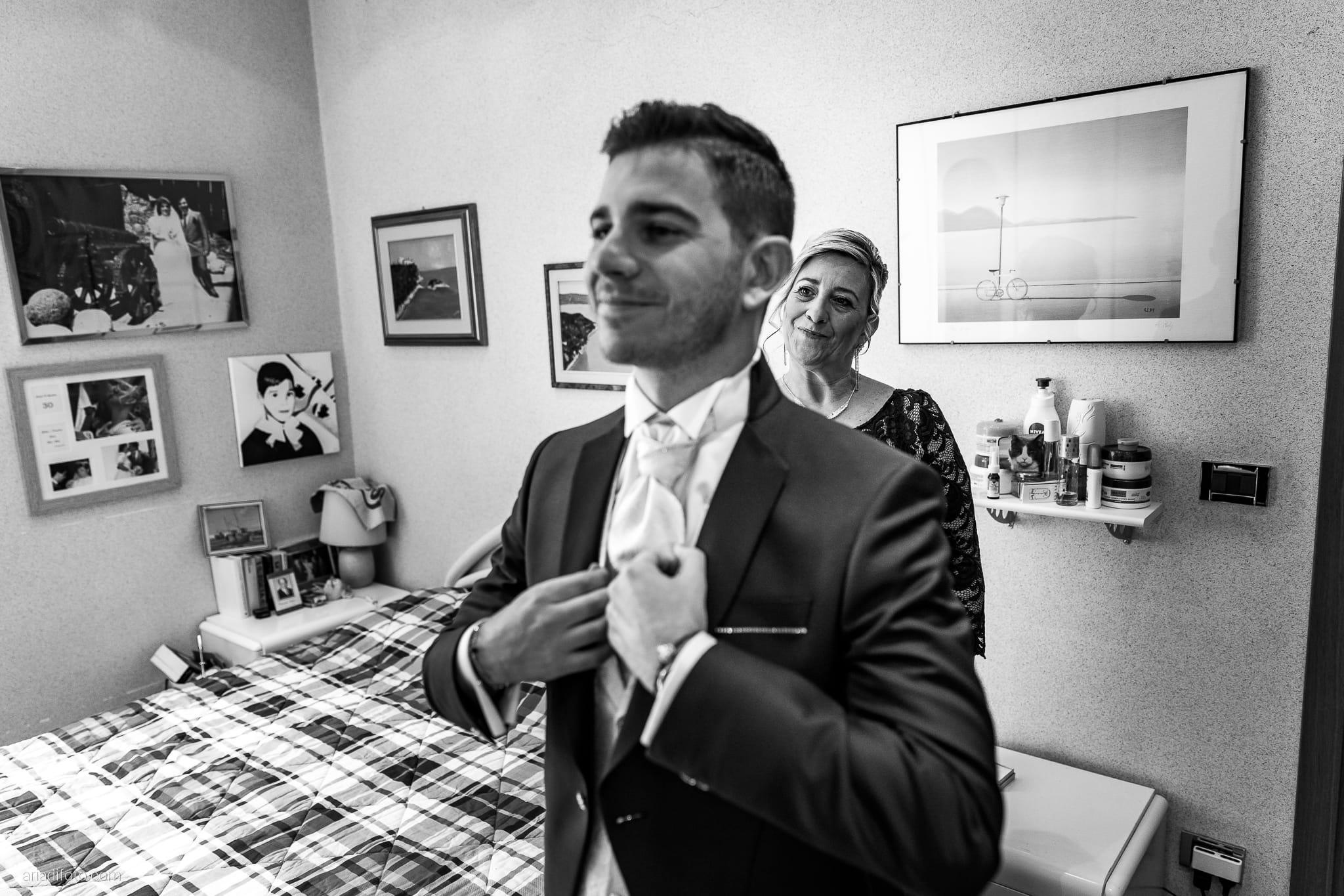 Giulia Alessandro Matrimonio Duino Trieste Baronesse Tacco San Floriano Del Collio Gorizia preparativi sposo vestizione