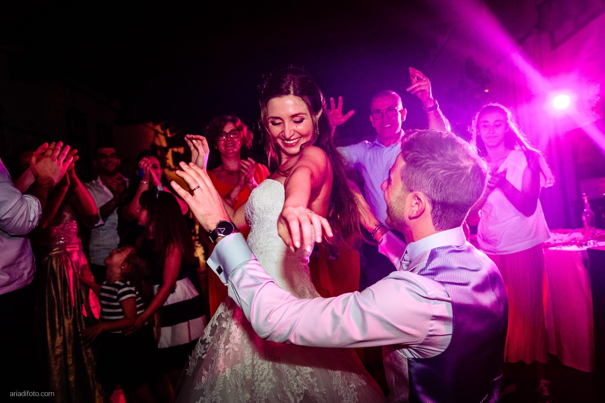 Giulia Alessandro Matrimonio Duino Trieste Baronesse Tacco San Floriano Del Collio Gorizia ricevimento festa balli