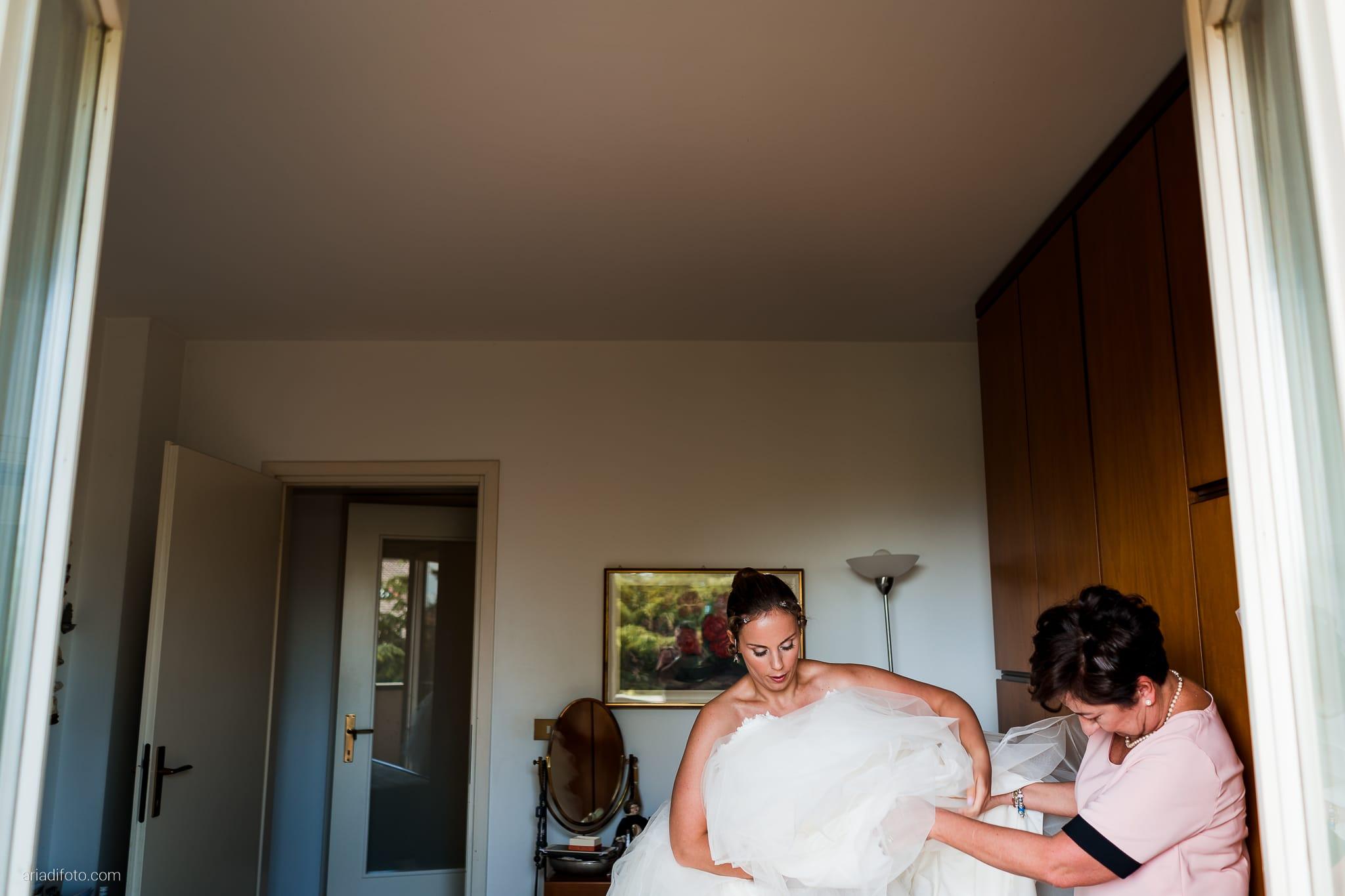 Anna Matteo Matrimonio Parco di Buttrio Udine preparativi sposa vestizione