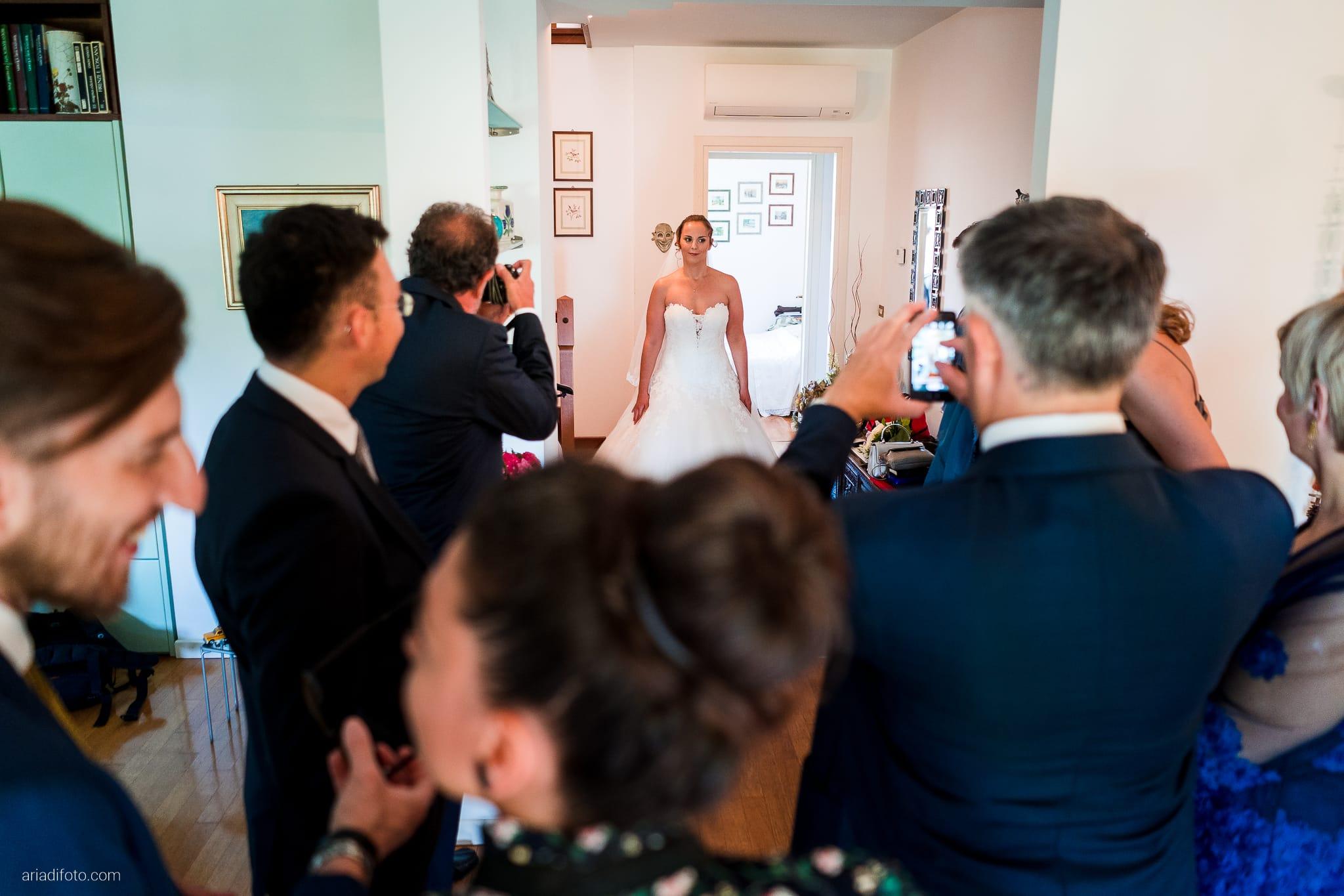 Anna Matteo Matrimonio Parco di Buttrio Udine preparativi sposa momenti