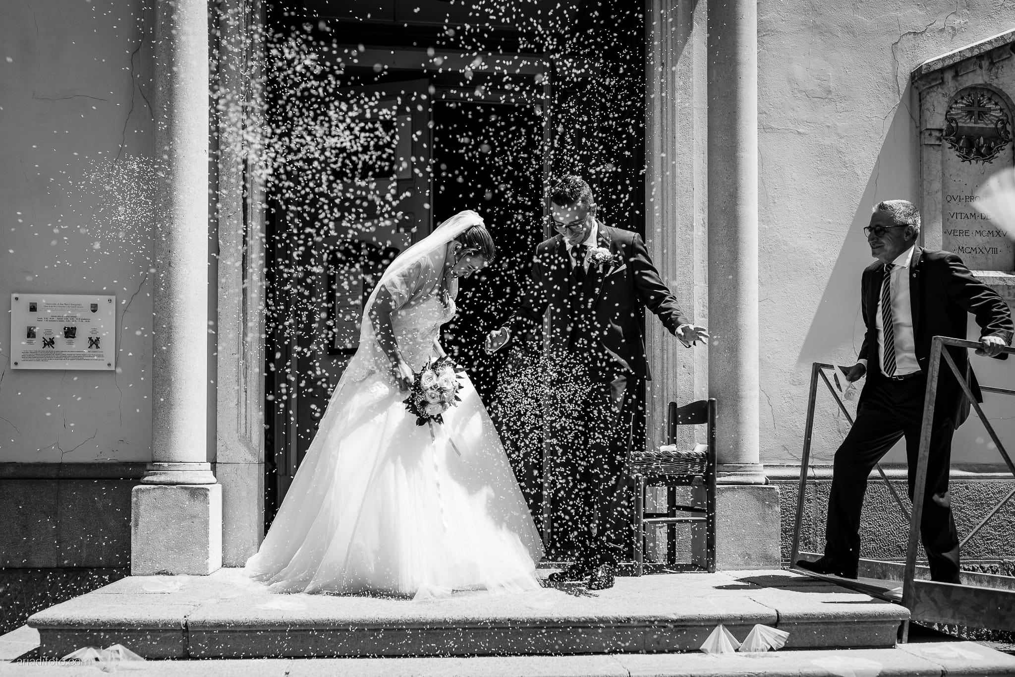 Anna Matteo Matrimonio Parco di Buttrio Udine cerimonia lancio del riso