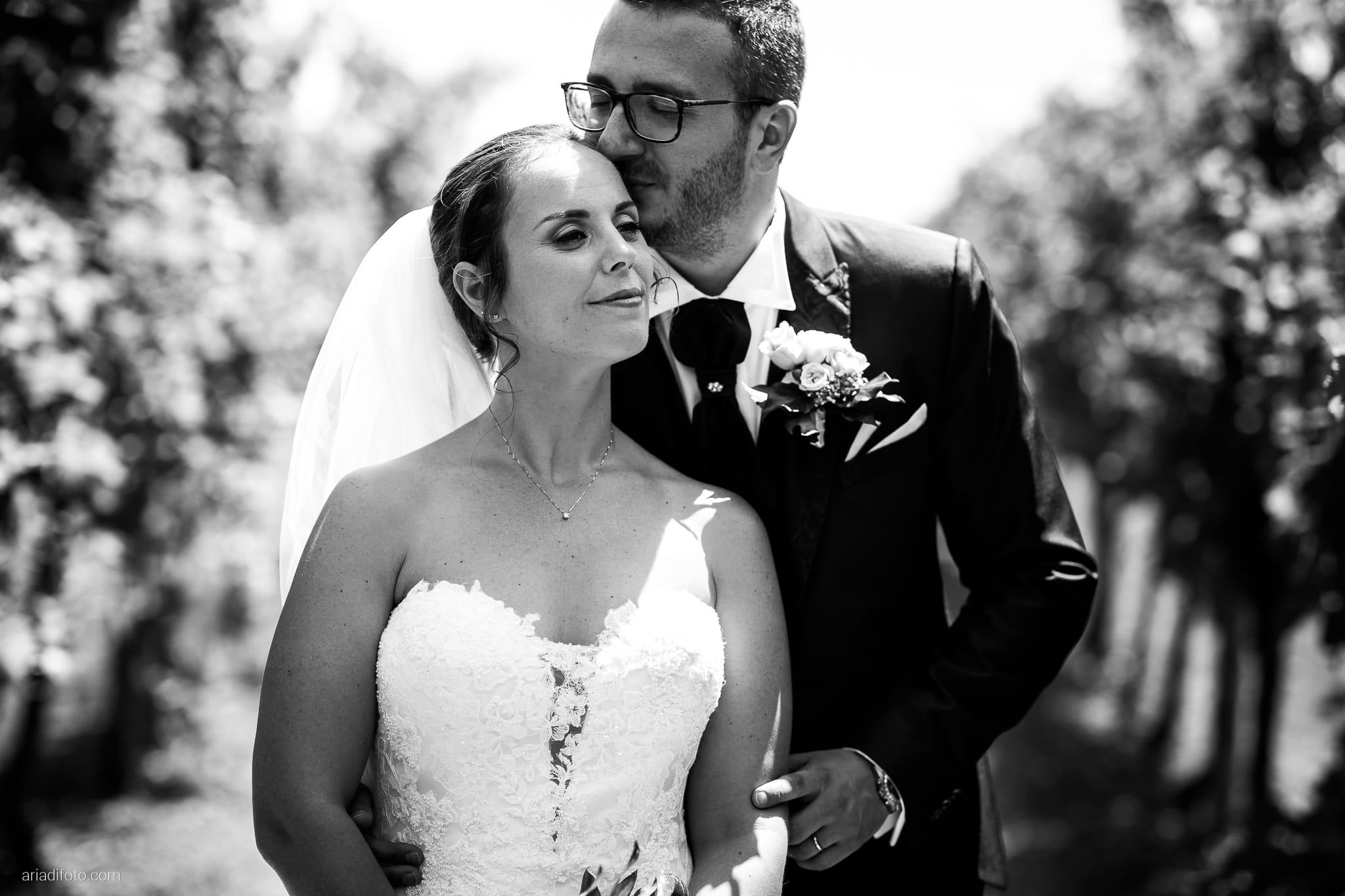 Anna Matteo Matrimonio Parco di Buttrio Udine ritratti sposi vigneti vigne
