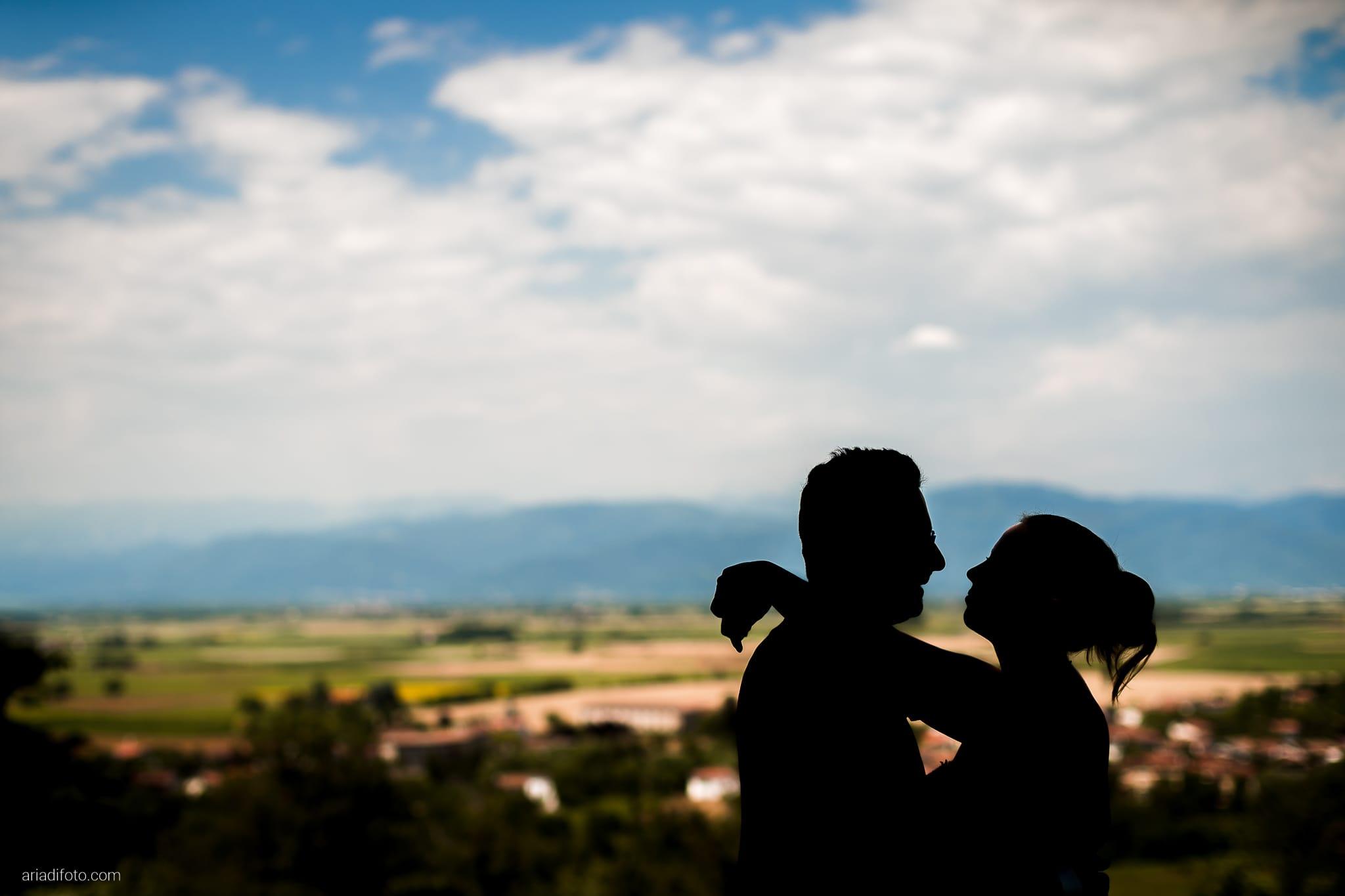 Anna Matteo Matrimonio Parco di Buttrio Udine ritratti sposi