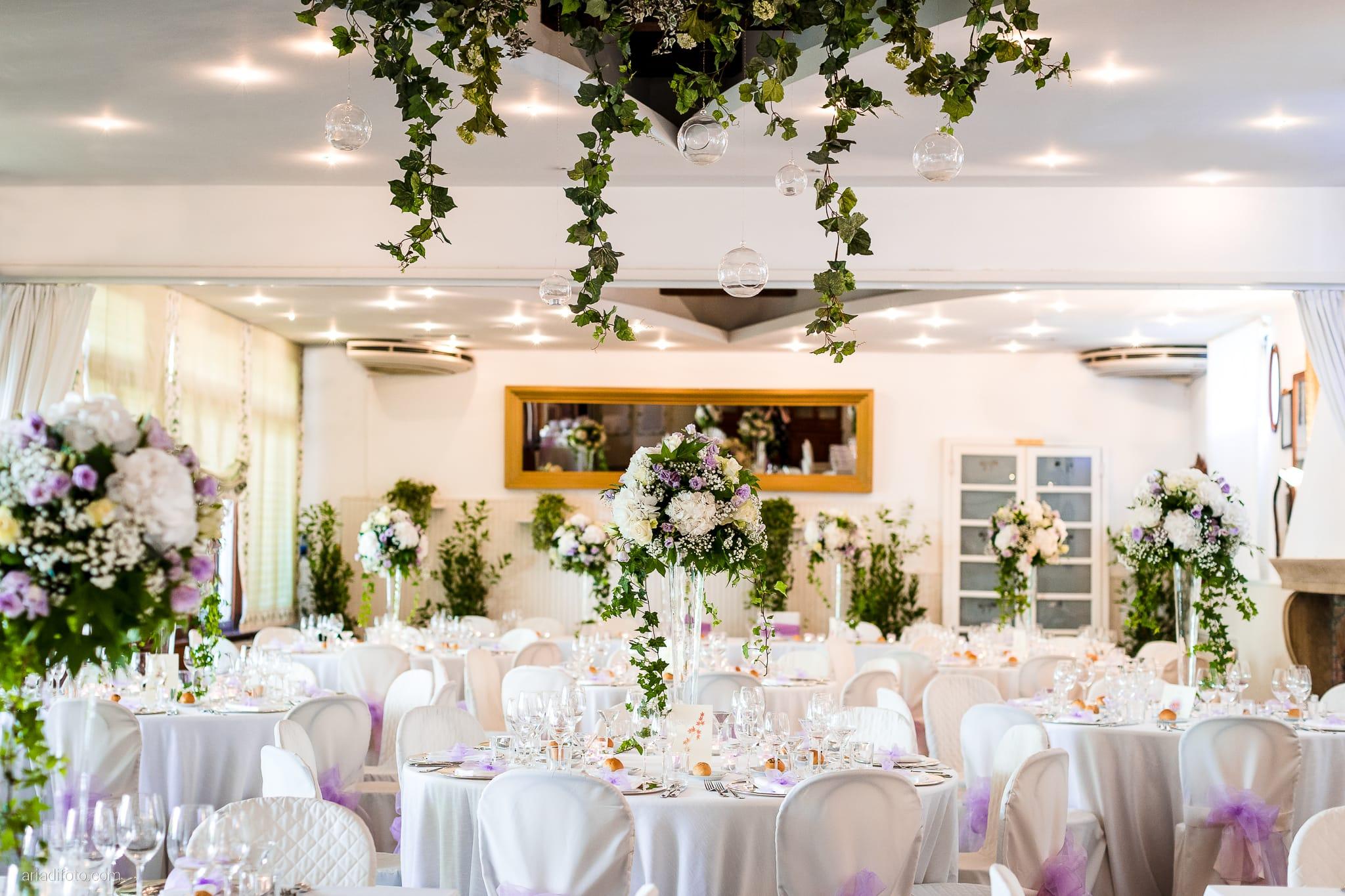Anna Matteo Matrimonio Parco di Buttrio Udine ricevimento decorazioni centrotavola allestimenti sala