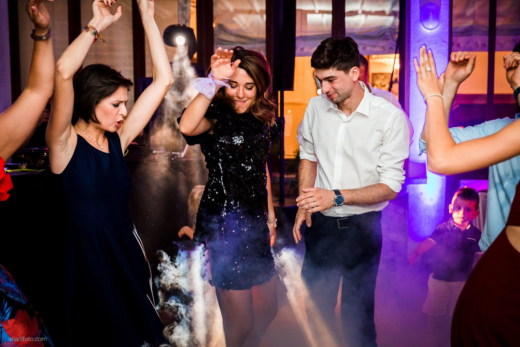Anna Matteo Matrimonio Parco di Buttrio Udine ricevimento festa balli