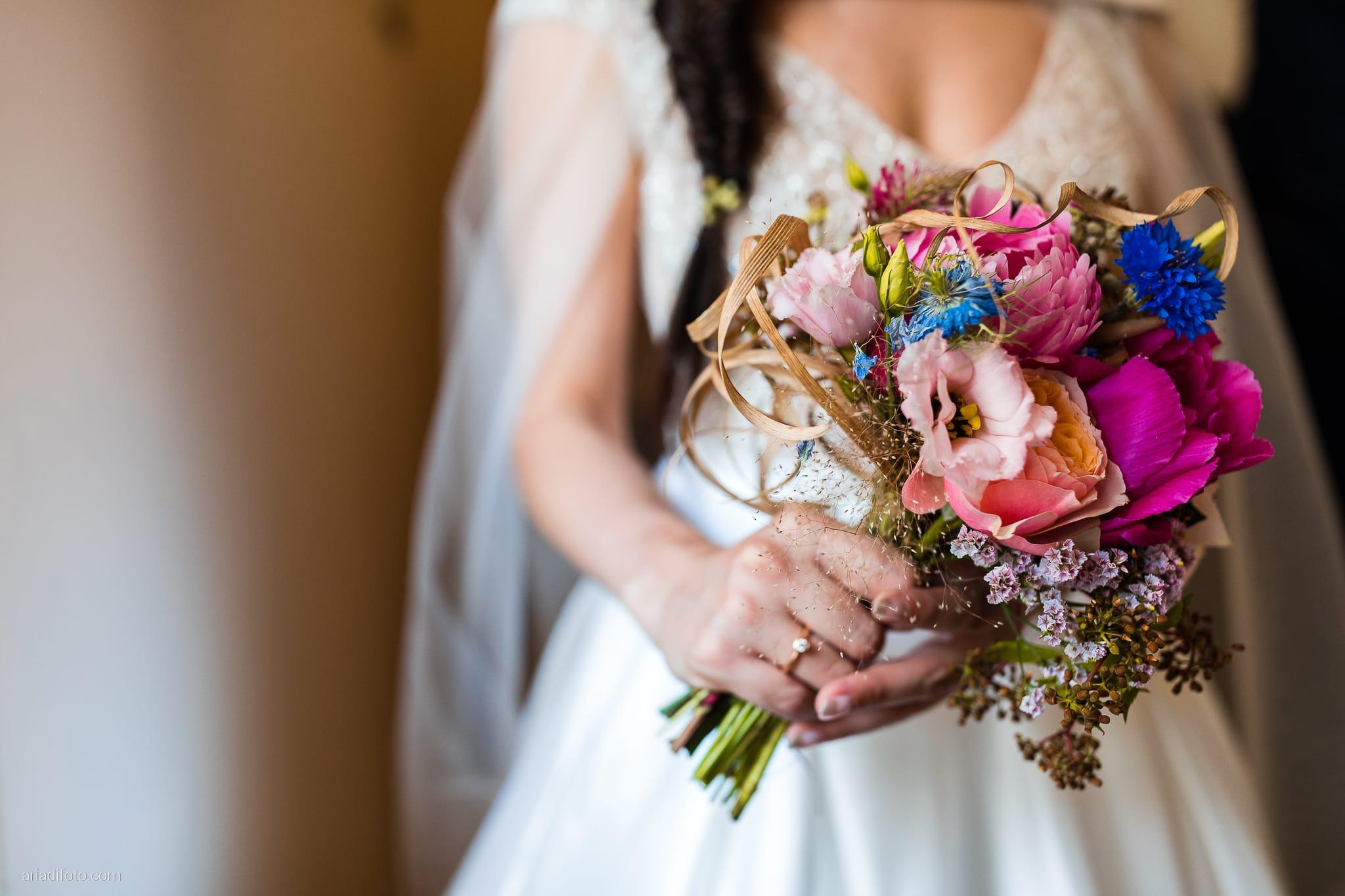 Giorgia Davide Matrimonio Muggia Trieste Baronesse Tacco San Floriano Del Collio Gorizia preparazioni sposa dettagli bouquet fiori
