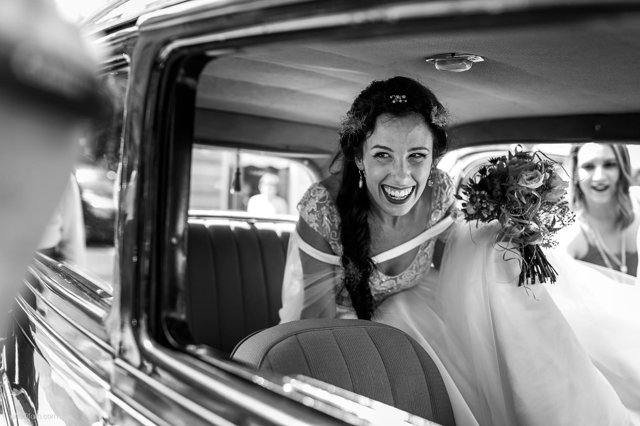 Giorgia Davide Matrimonio Muggia Trieste Baronesse Tacco San Floriano Del Collio Gorizia preparazioni sposa momenti auto
