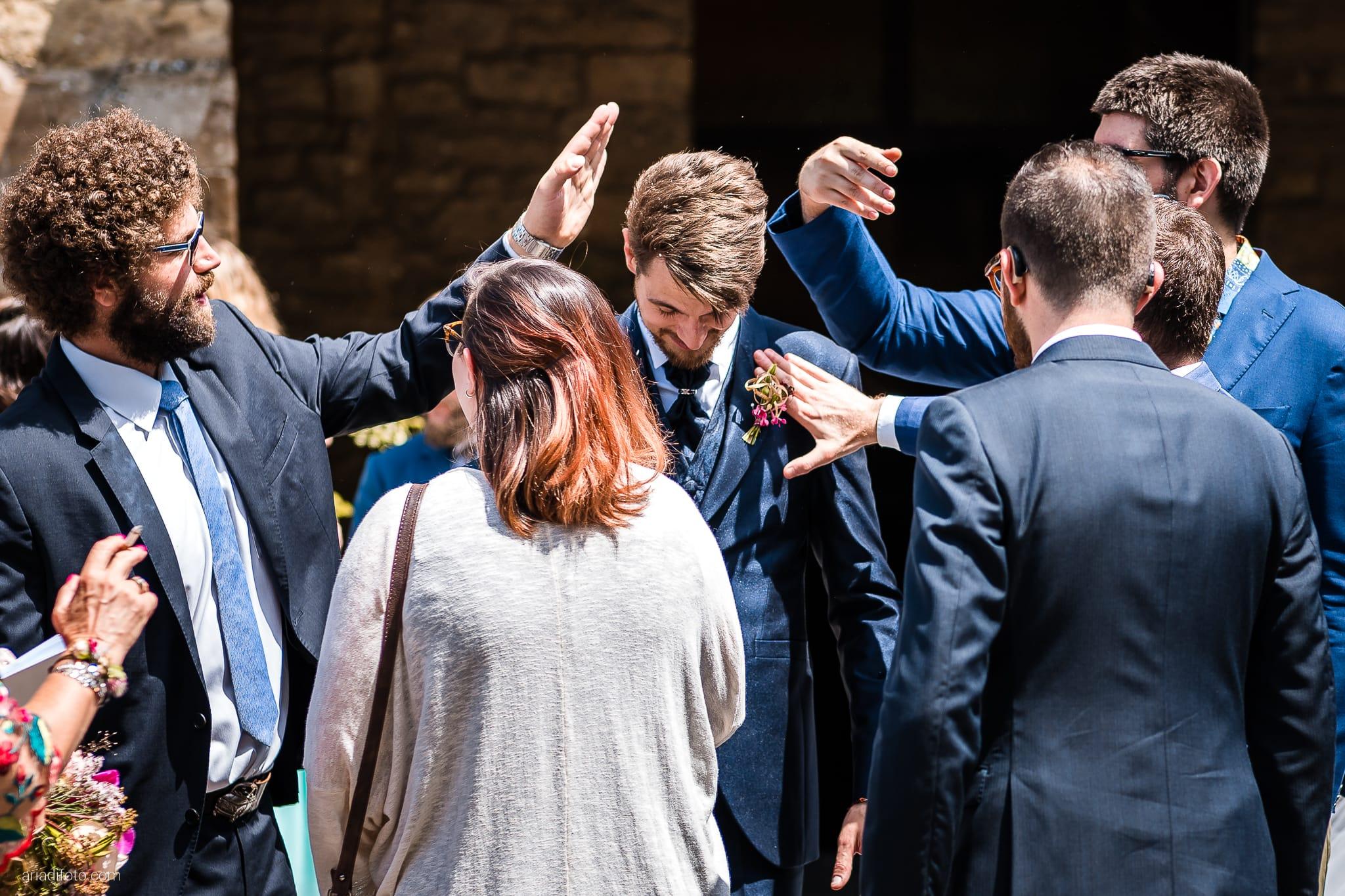 Giorgia Davide Matrimonio Chiesa Santa Maria Assunta Muggia Vecchia Trieste Baronesse Tacco San Floriano Del Collio Gorizia cerimonia