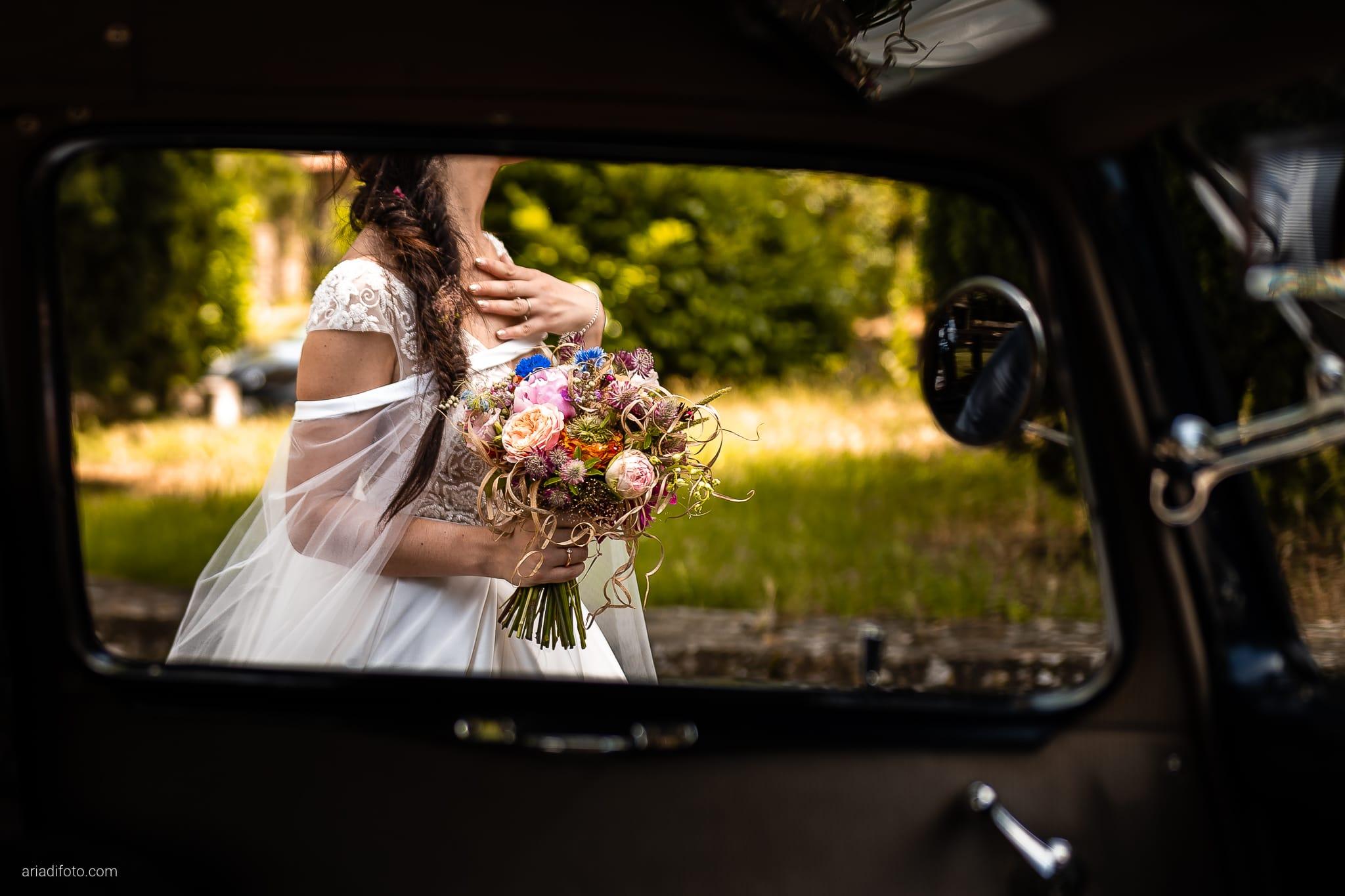 Giorgia Davide Matrimonio Muggia Trieste Baronesse Tacco San Floriano Del Collio Gorizia momenti dettagli bouquet fiori