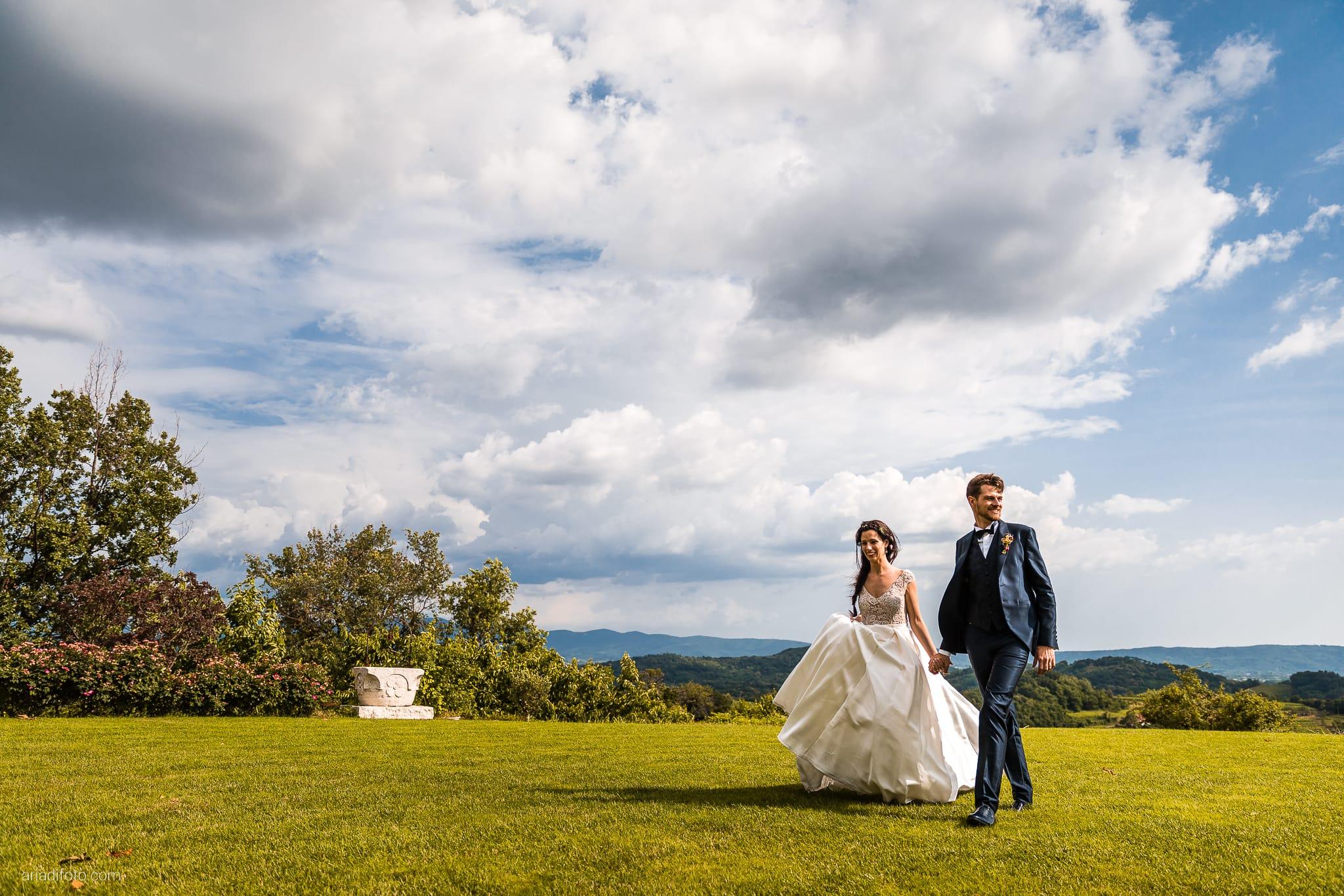 Giorgia Davide Matrimonio Muggia Trieste Baronesse Tacco San Floriano Del Collio Gorizia ritratti sposi