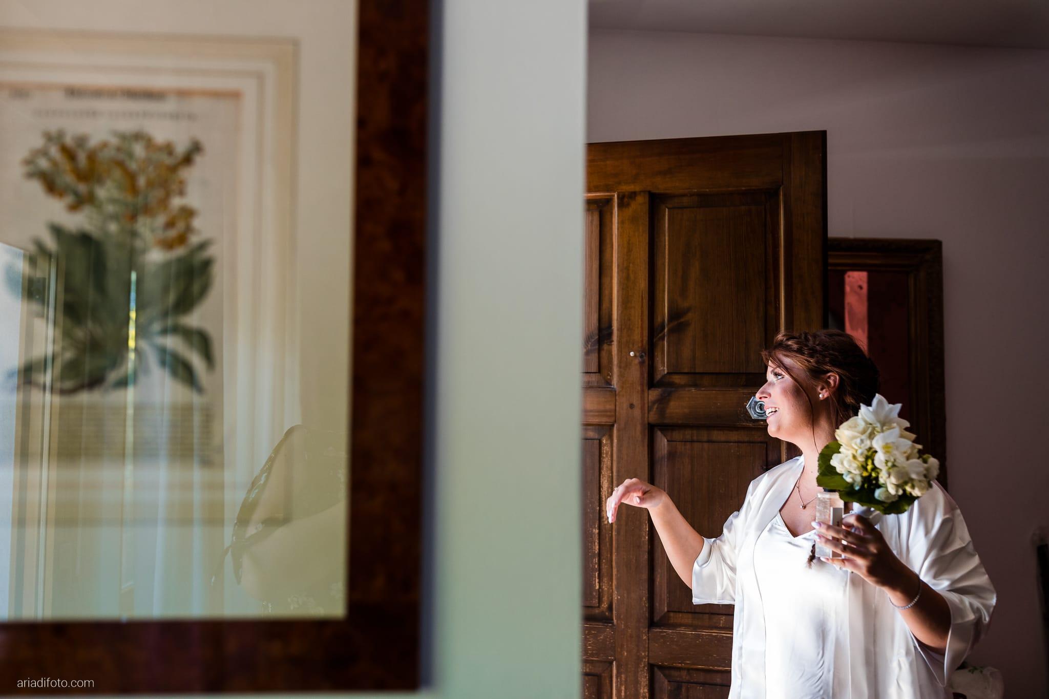 Lavinia Daniele Matrimonio Medea Gorizia Villa Elodia Trivignano Udinese Udine preparativi sposa momenti