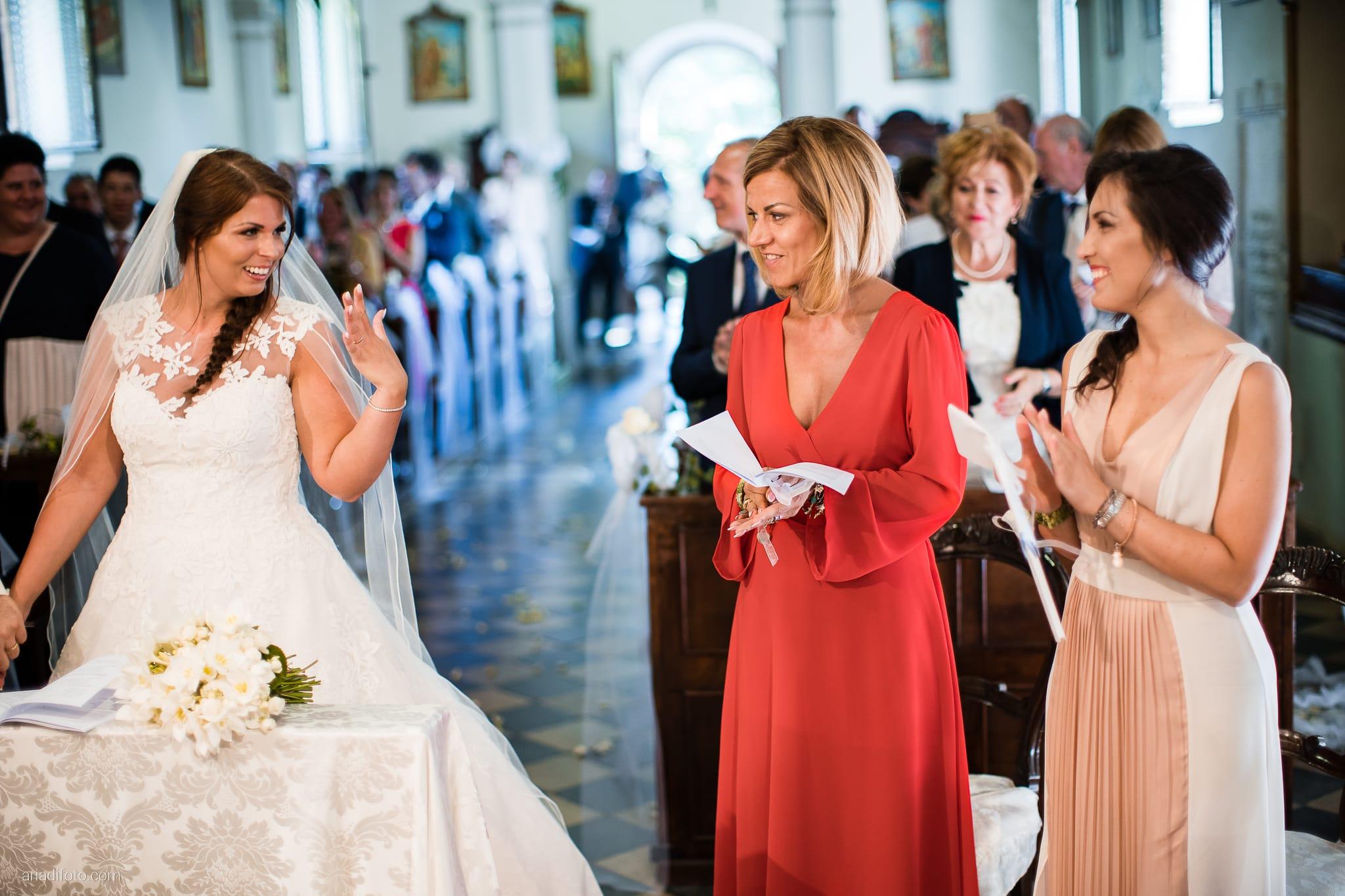 Lavinia Daniele Matrimonio Medea Gorizia Villa Elodia Trivignano Udinese Udine cerimonia promesse scambio degli anelli