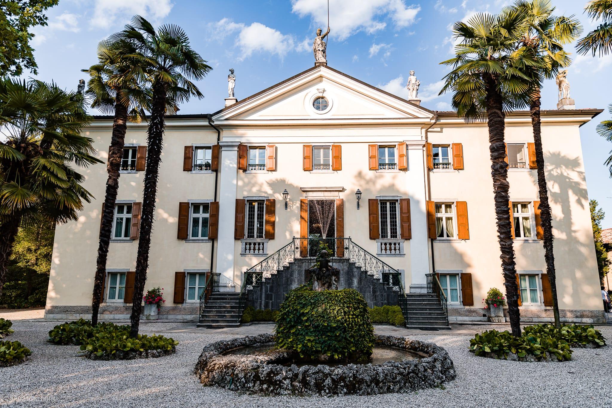 Lavinia Daniele Matrimonio Medea Gorizia Villa Elodia Trivignano Udinese Udine ricevimento location