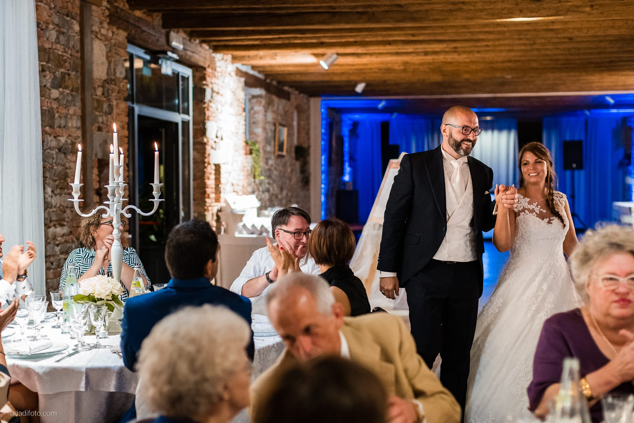 Lavinia Daniele Matrimonio Medea Gorizia Villa Elodia Trivignano Udinese Udine ricevimento cena