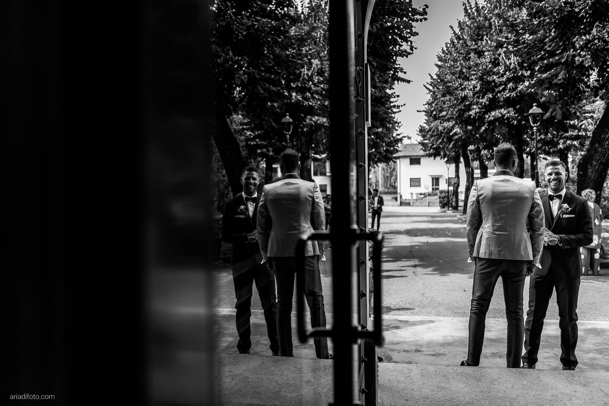Stefania Raffaele Matrimonio Country Chic Outdoor Gorizia cerimonia